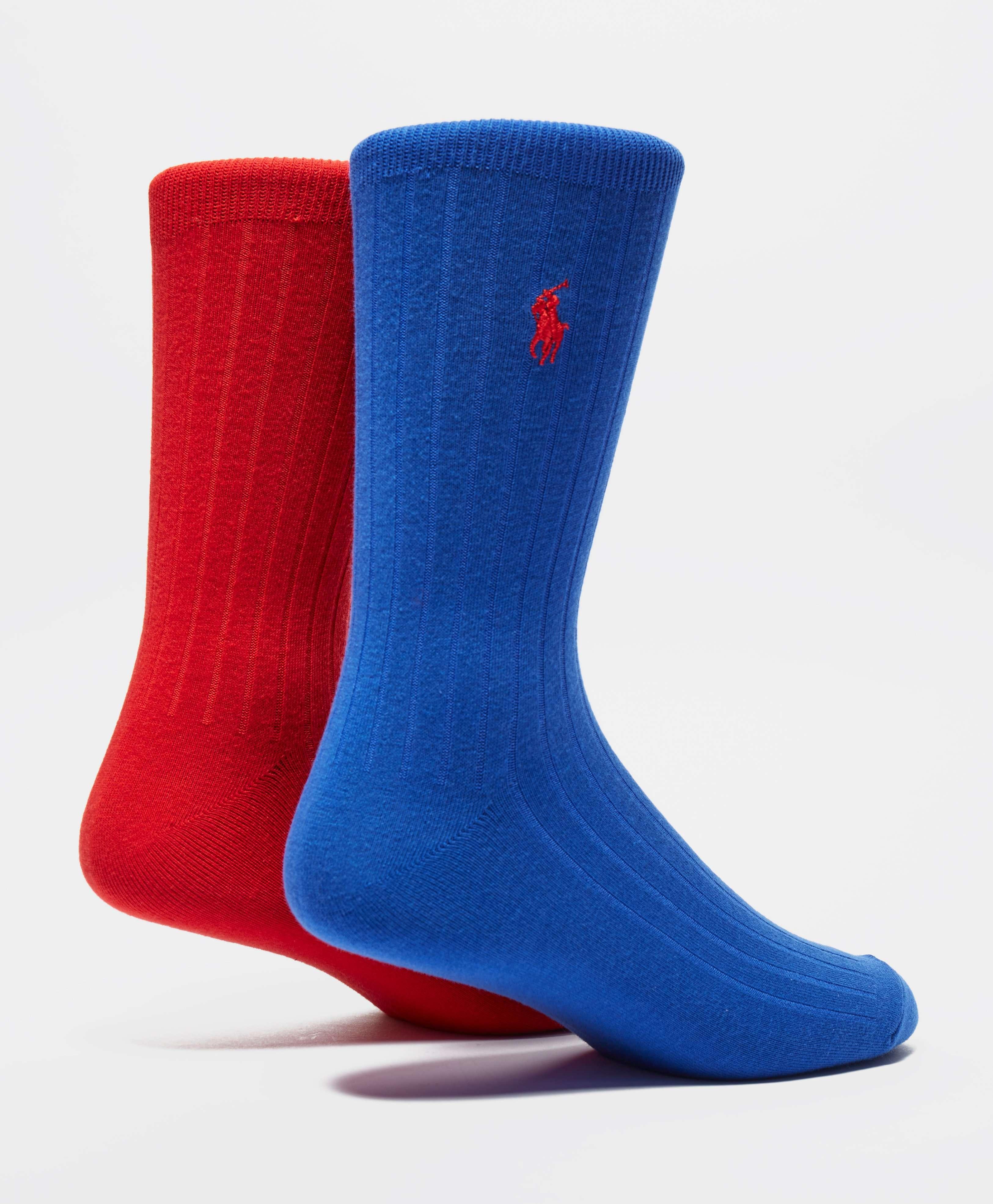Polo Ralph Lauren 2-Pack Socks