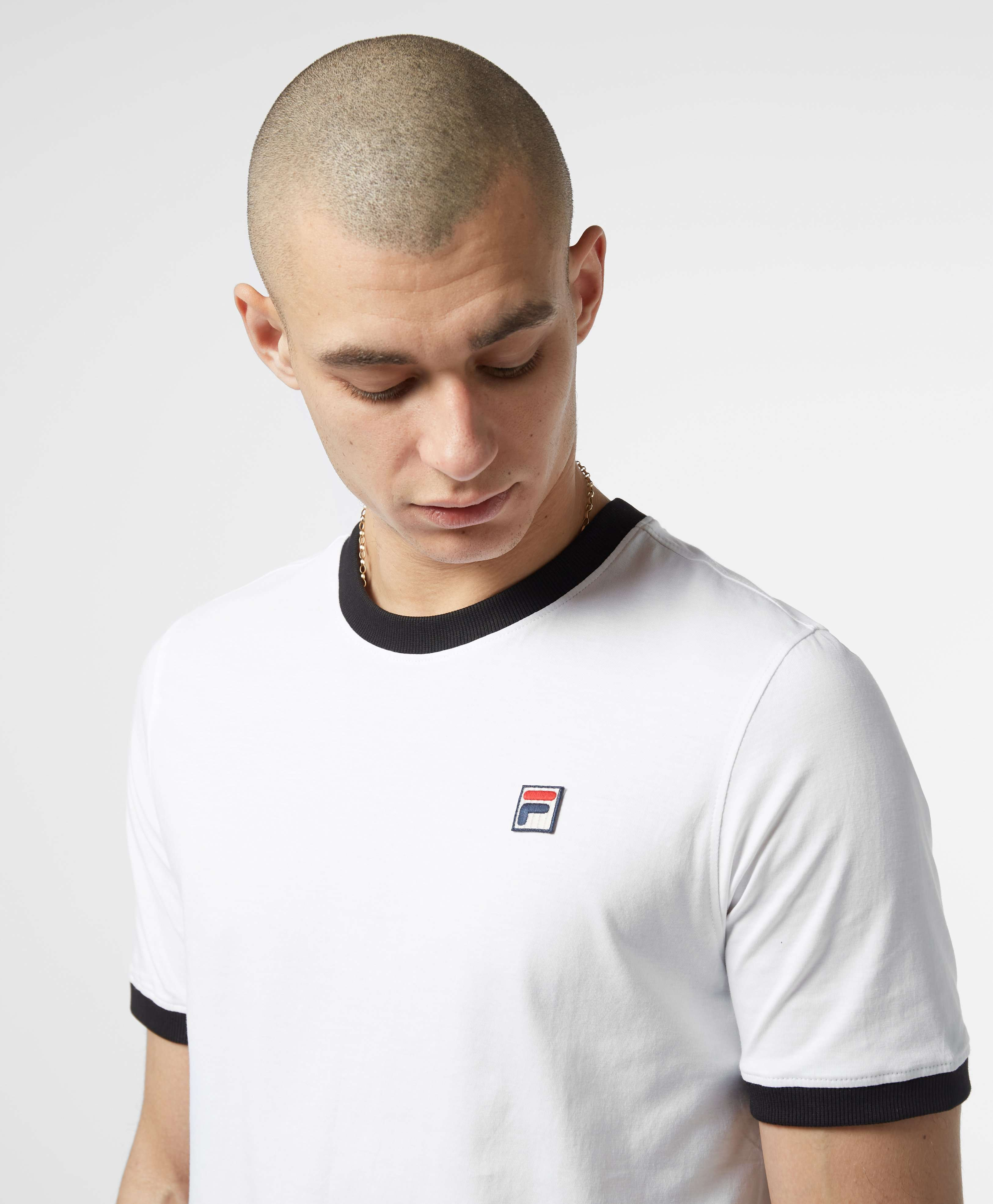 Fila Short Sleeve Ringer T-Shirt