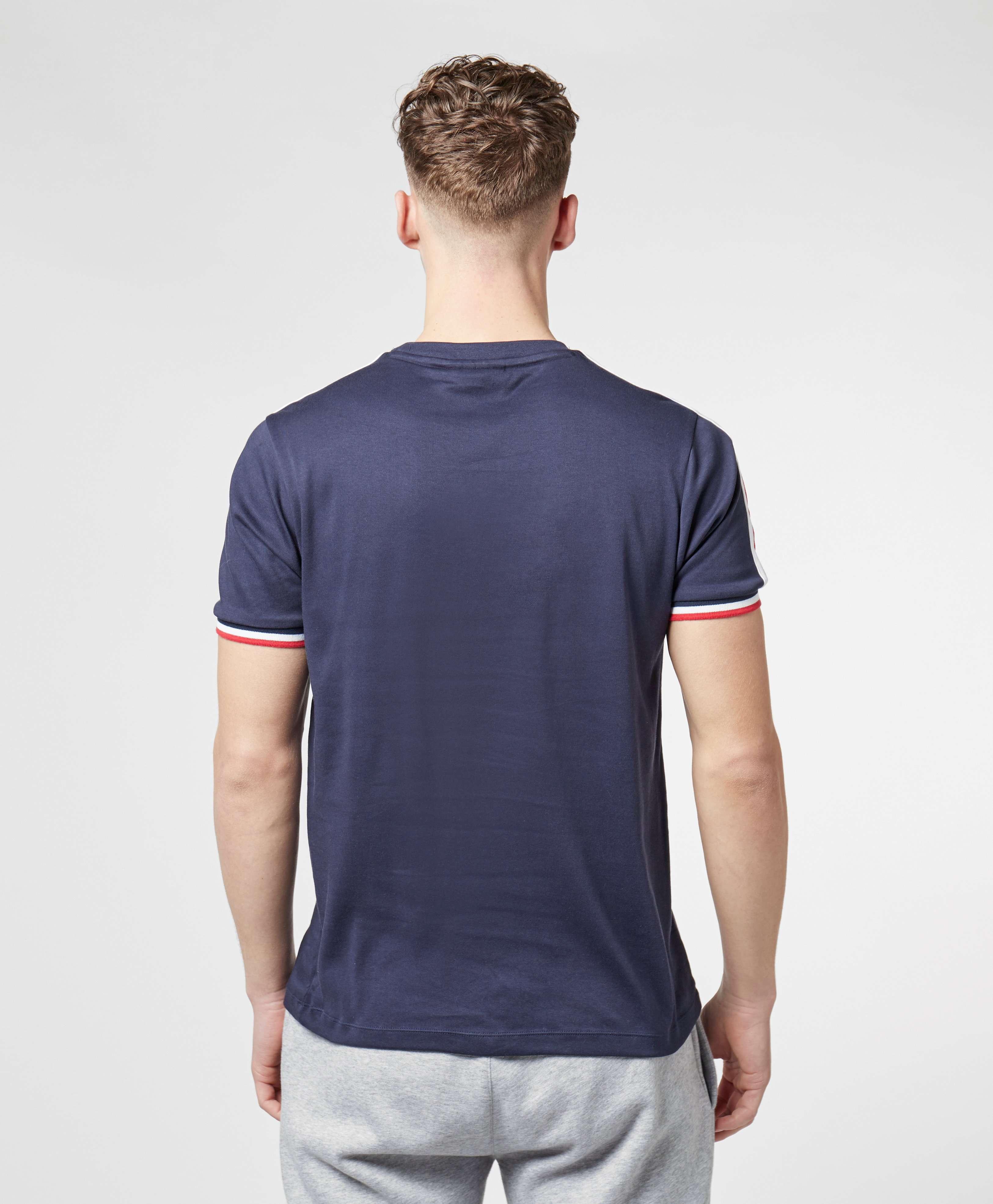 Fila Box Logo Short Sleeve T-Shirt