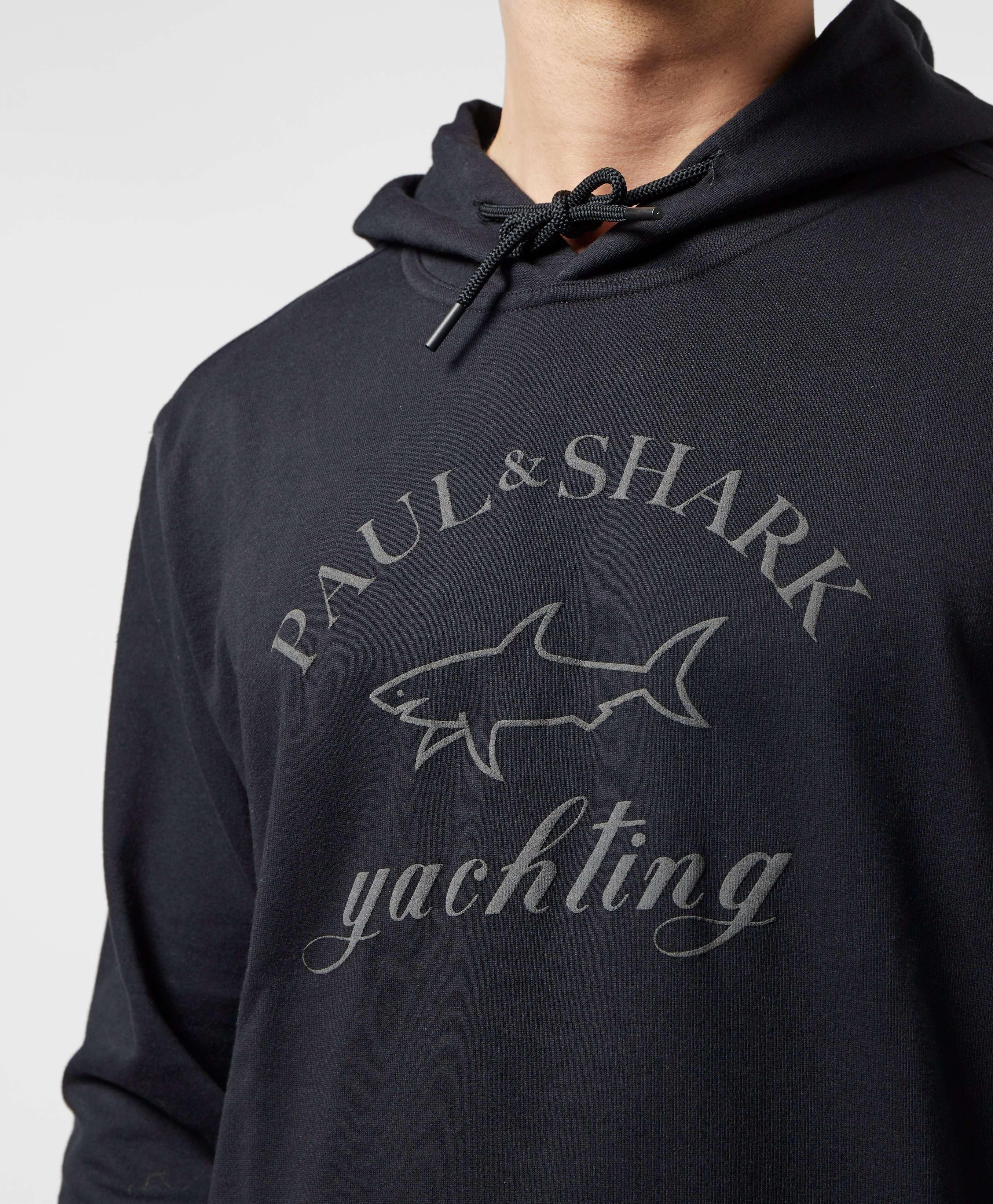 Paul and Shark Logo Overhead Hoodie