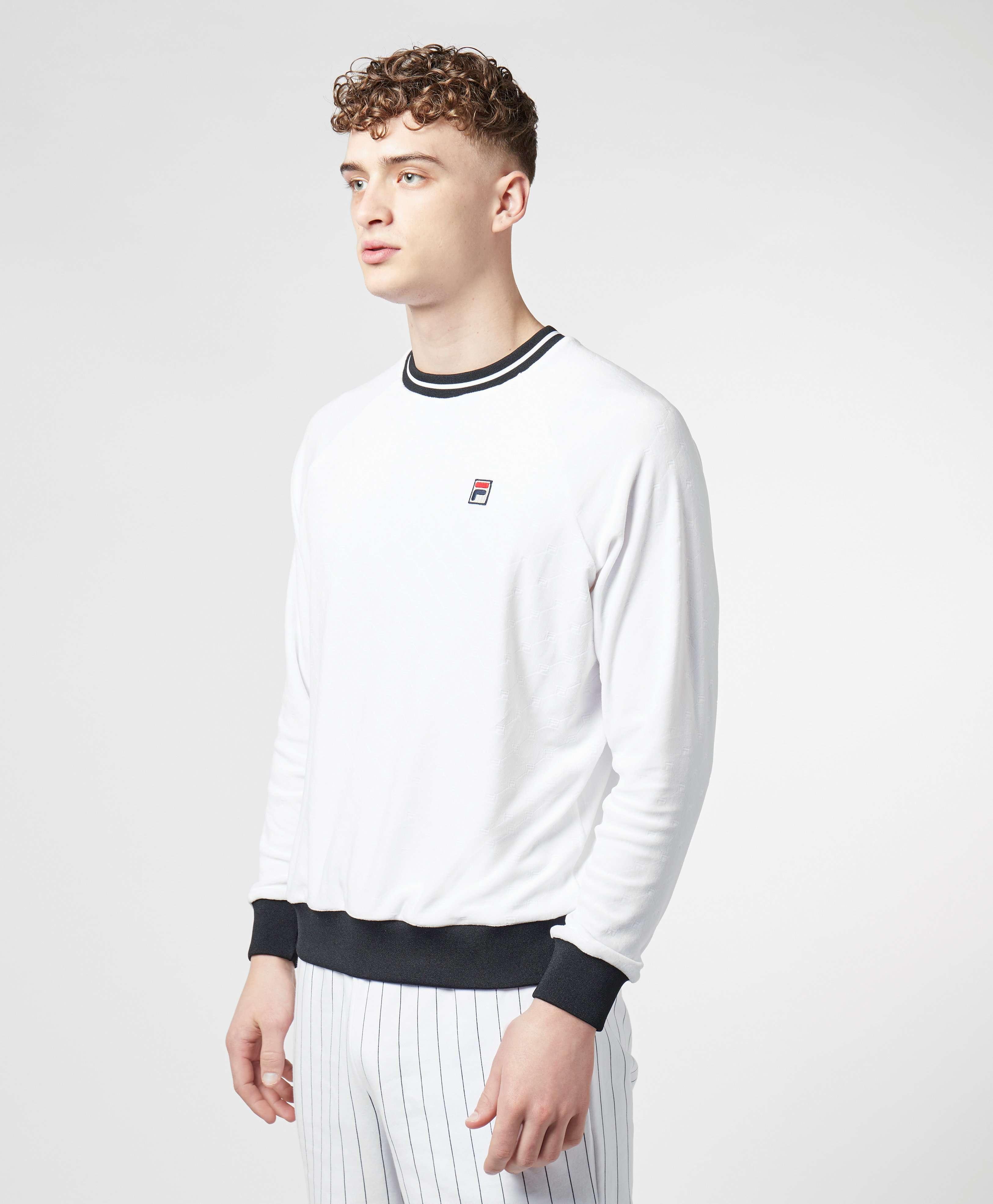Fila Velour Sweatshirt