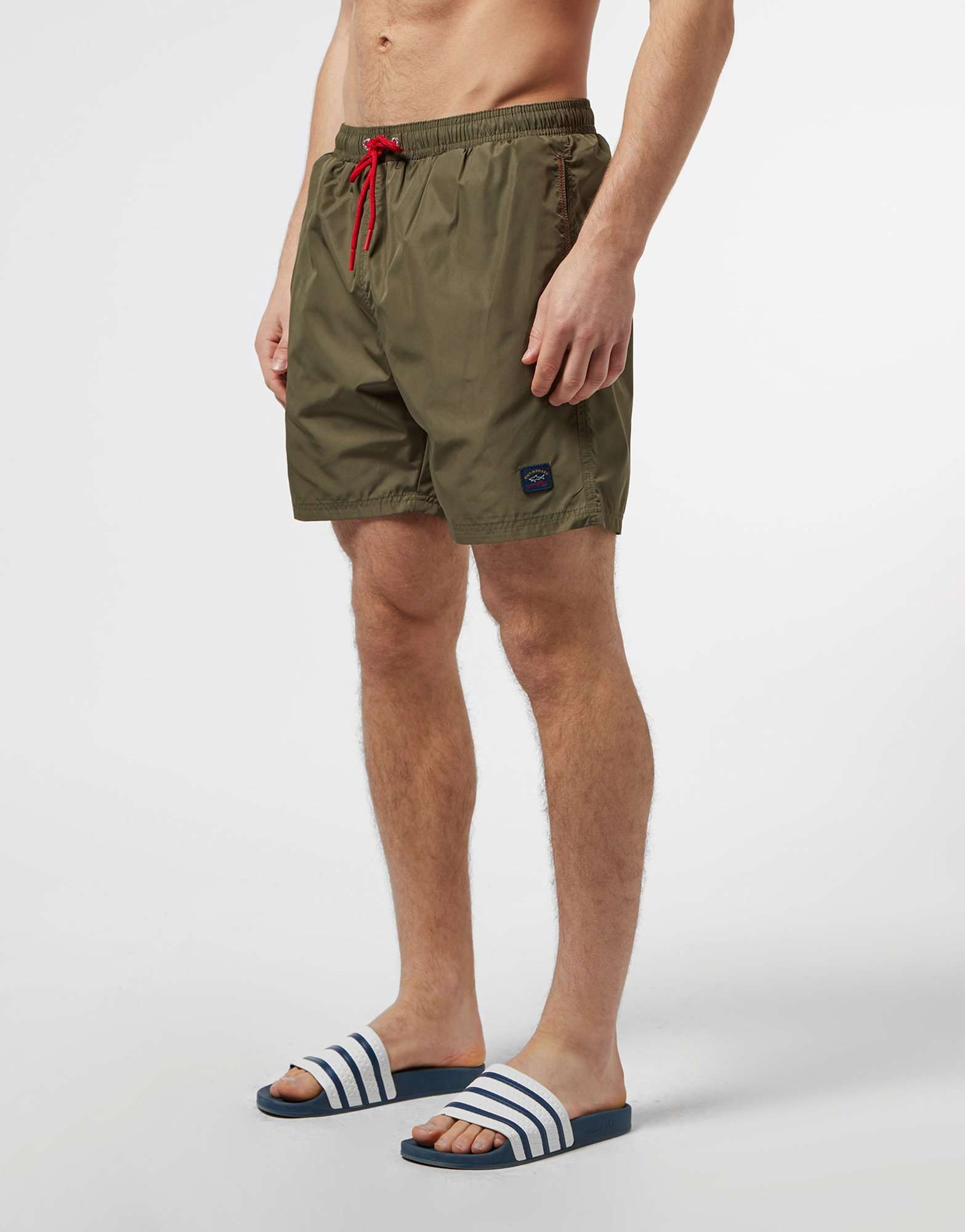 Paul and Shark Badge Swim Shorts
