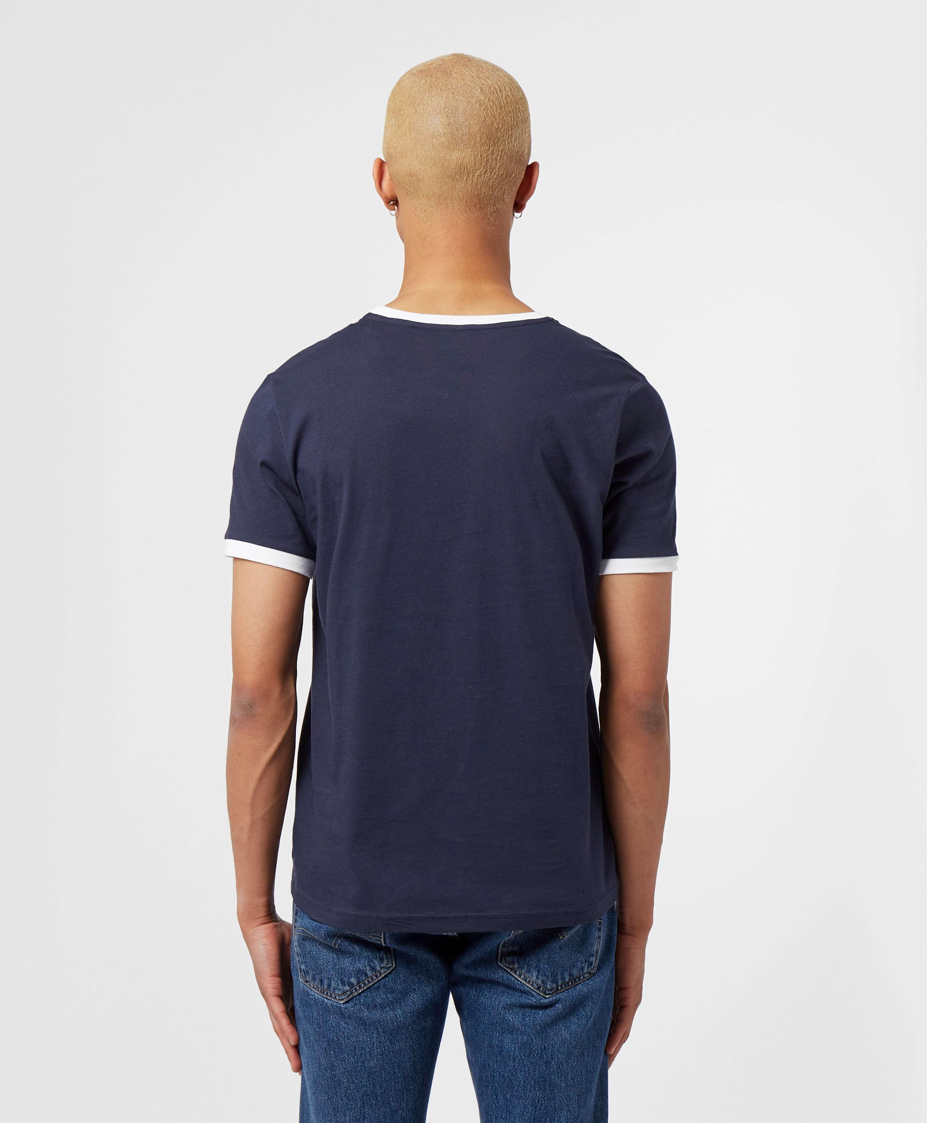 Tommy Hilfiger Logo Block Short Sleeve T-Shirt