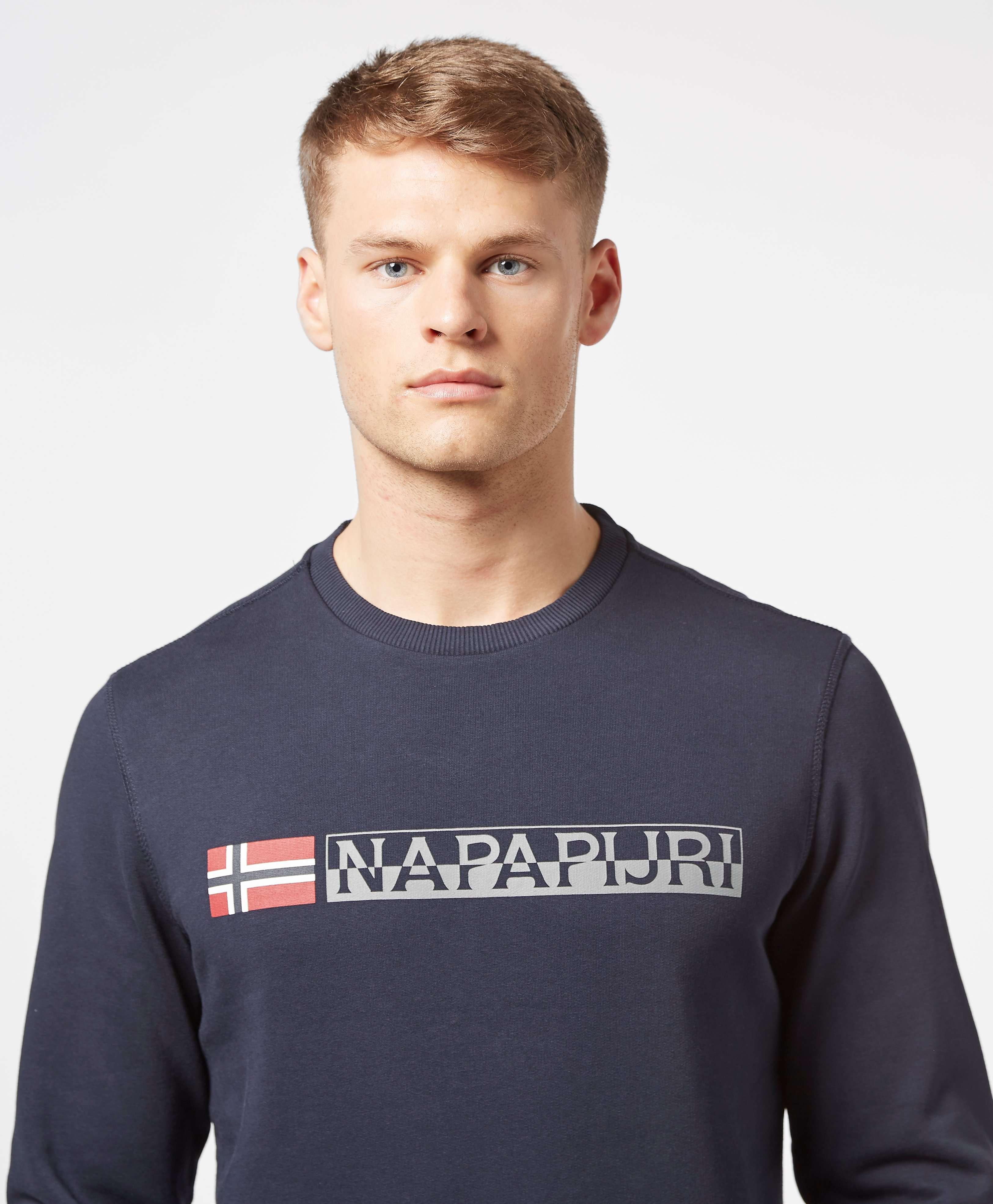 Napapijri Logo Sweatshirt - Exclusive