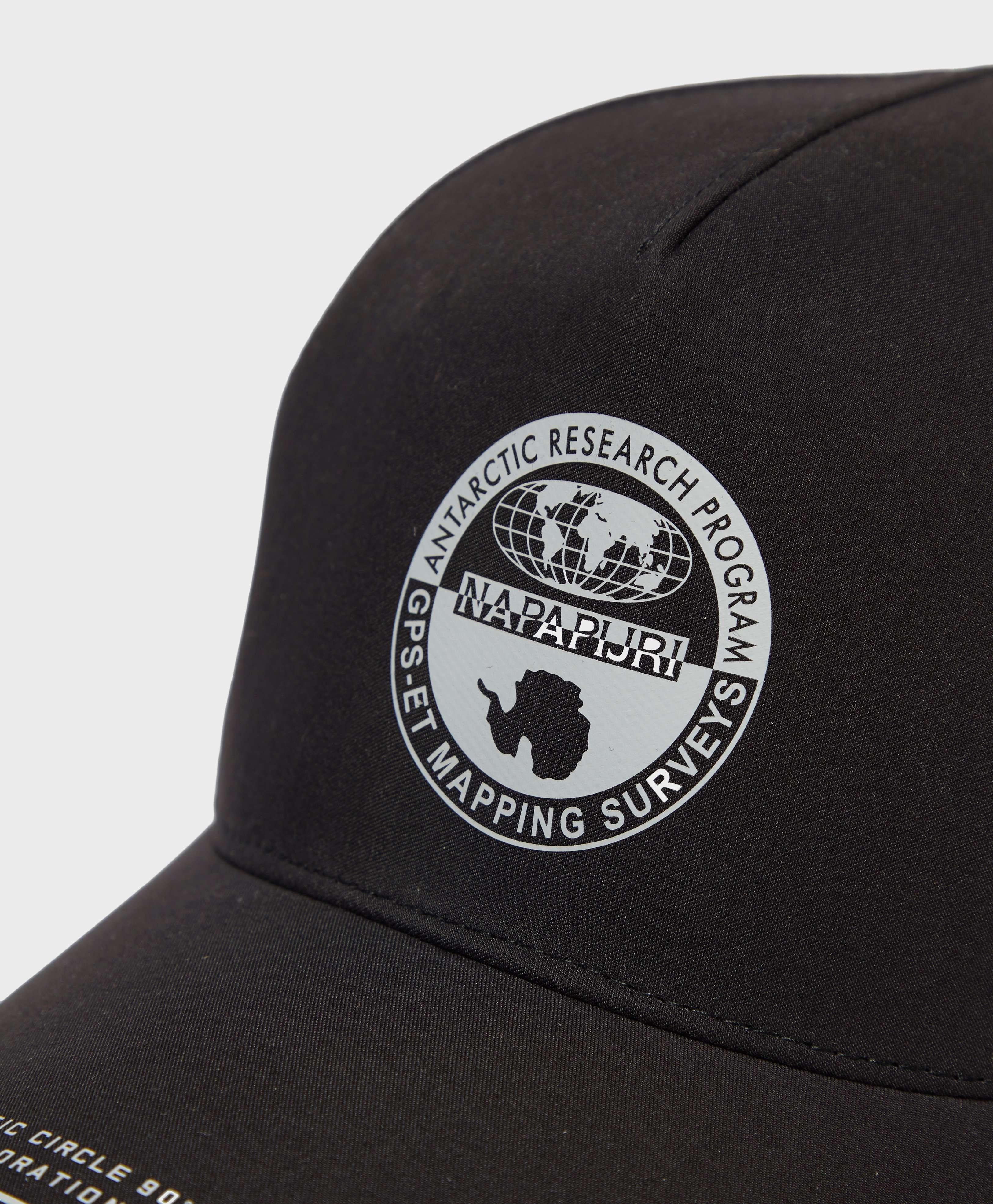 Napapijri Fitch Logo Cap