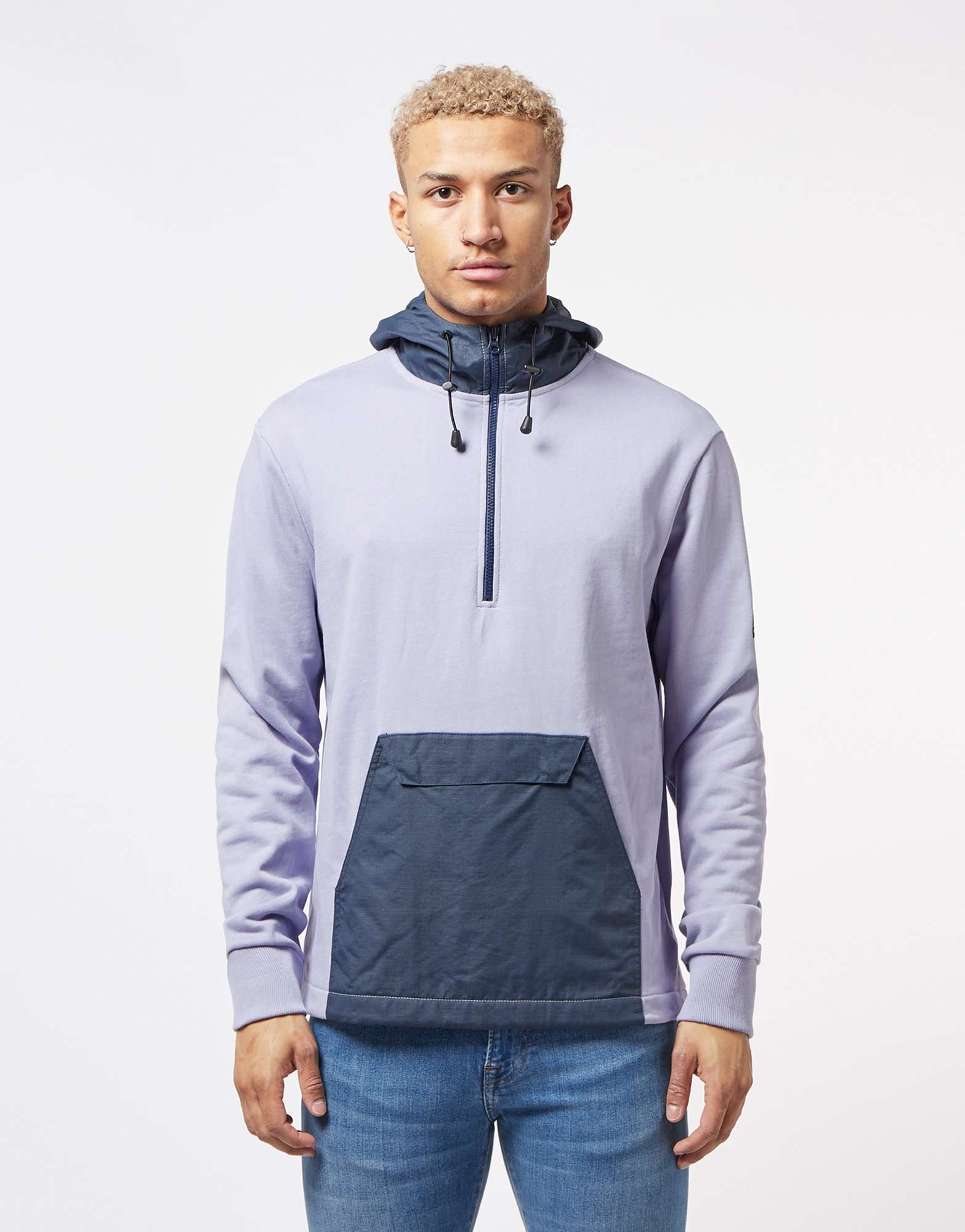 Penfield Resolute Half Zip Hoodie - Online Exclusive