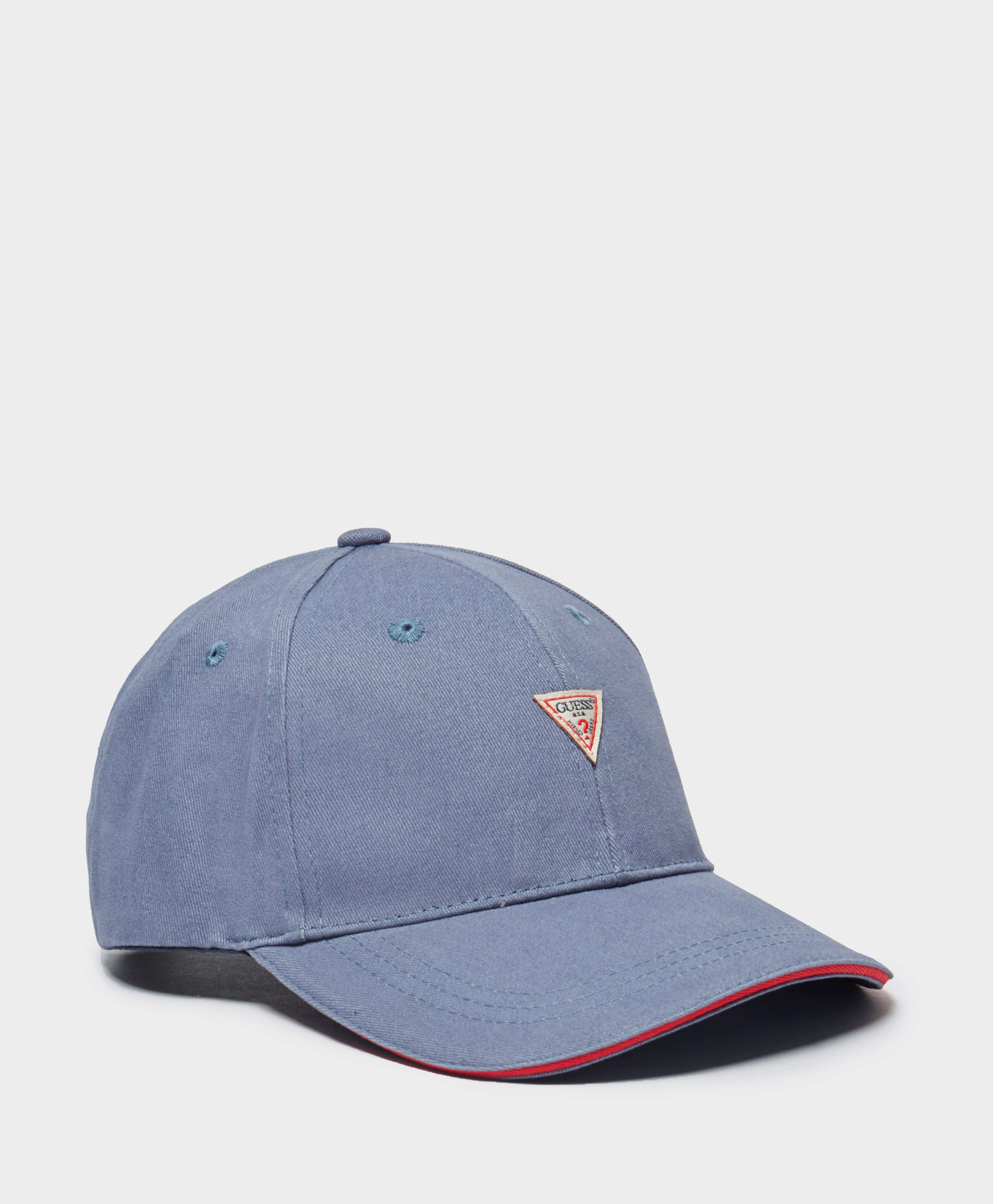 GUESS Triangle Logo Cap