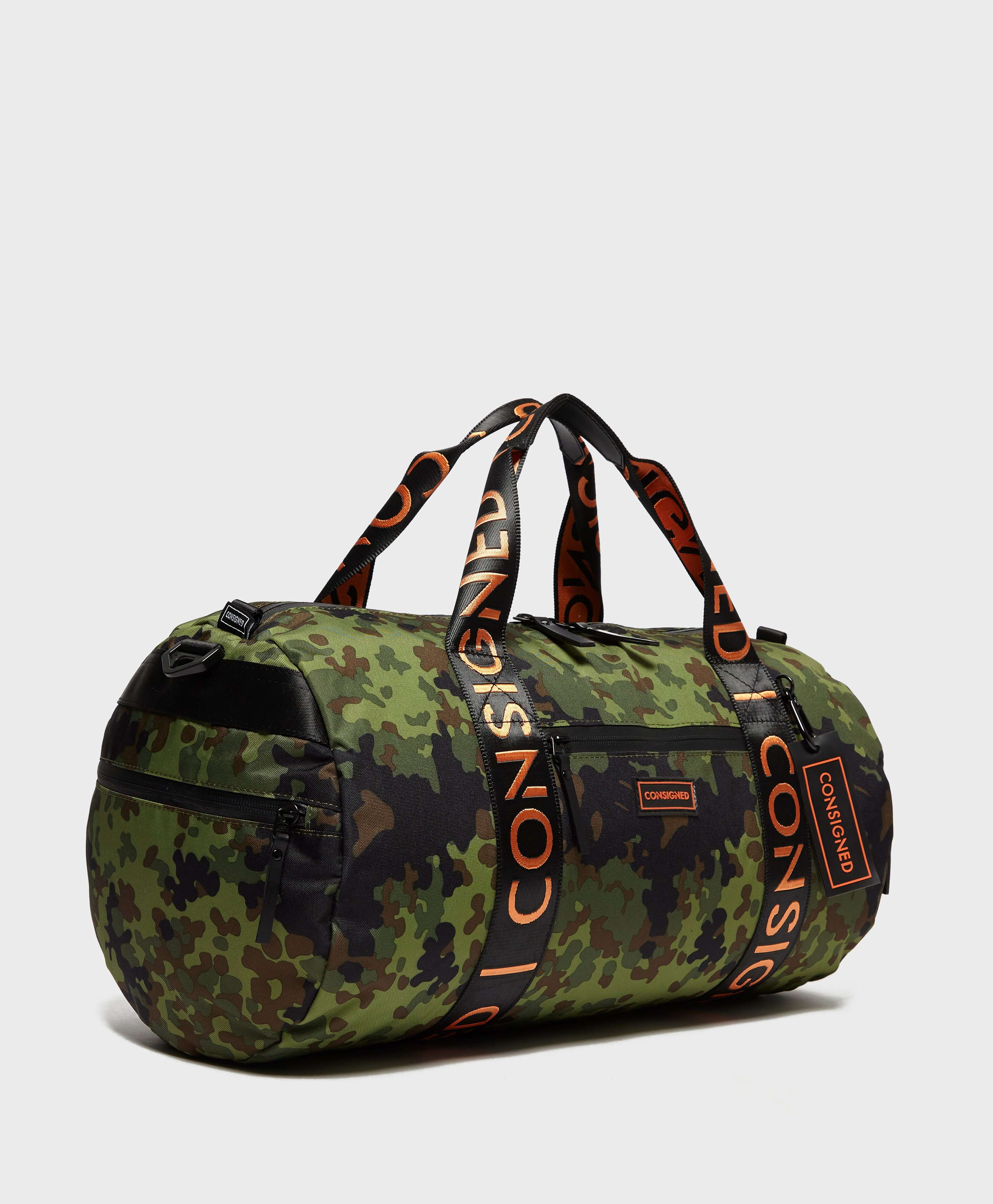 CONSIGNED Tape Holdall - Online Exclusive
