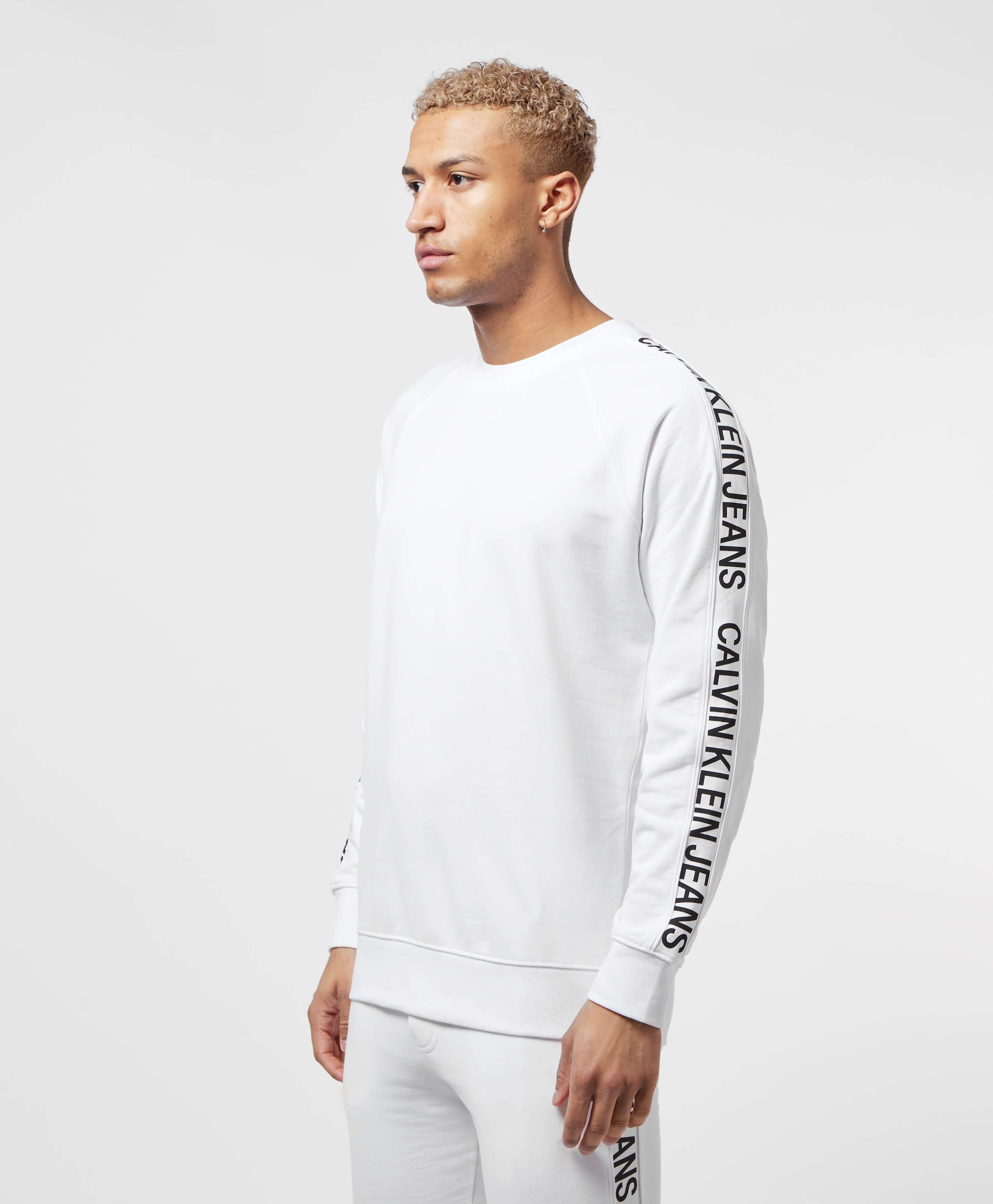 Calvin Klein Repeat Tape Sweatshirt