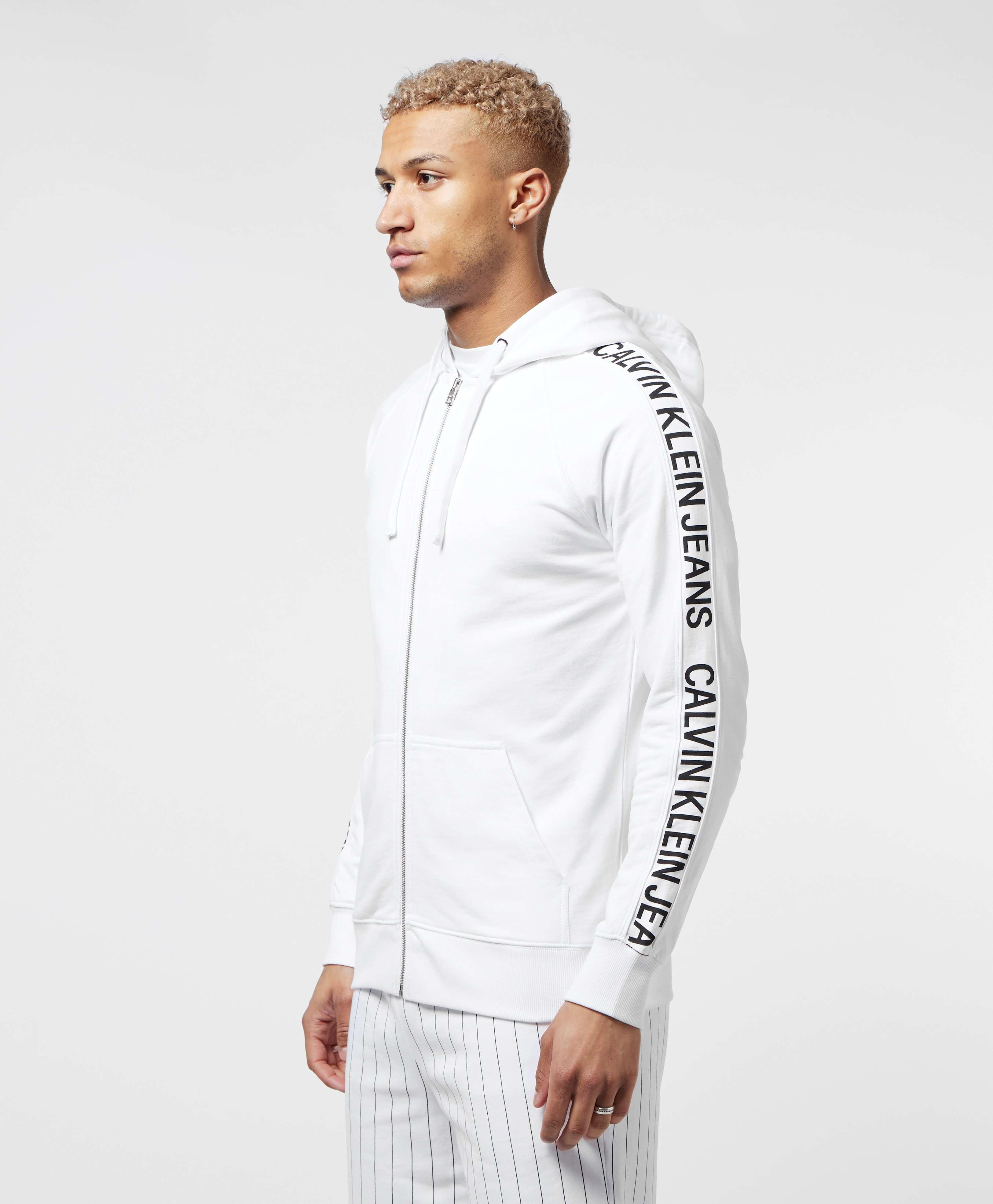 Calvin Klein Jeans Tape Full Zip Hoodie