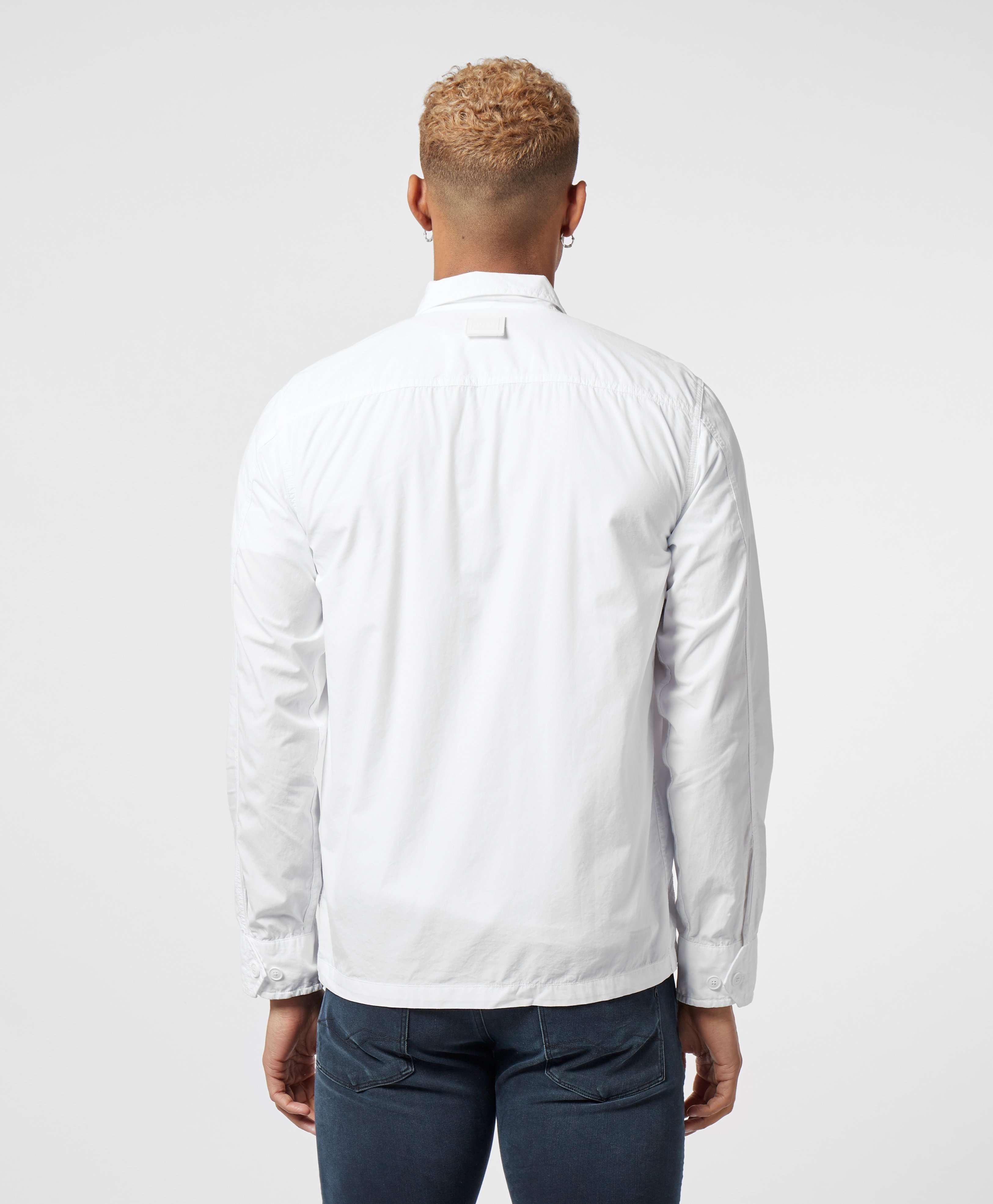 BOSS Lovel Full Zip Overshirt