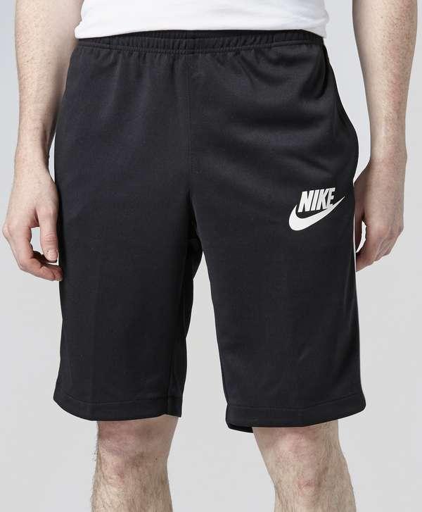 Nike Tribute Poly Shorts - Black
