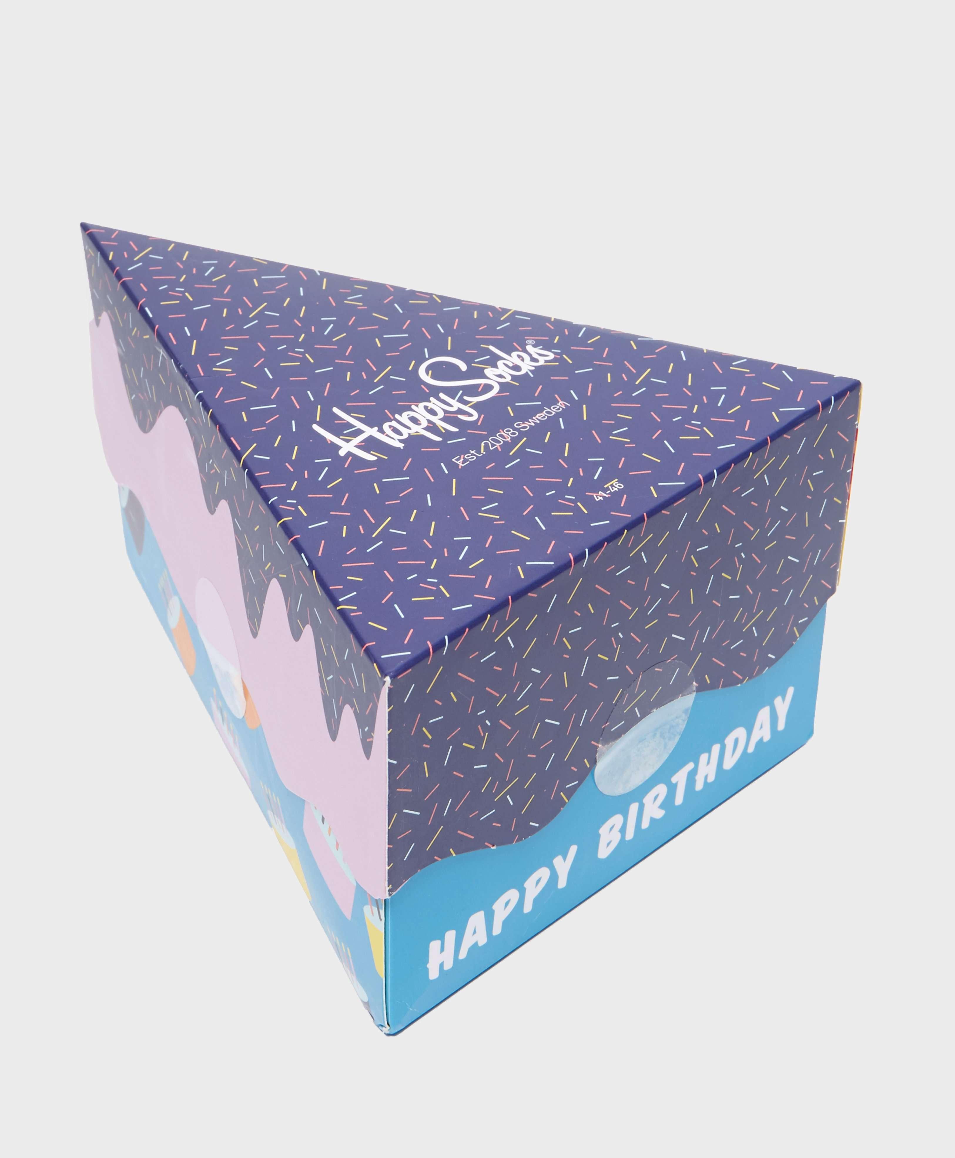 Happy Socks 3-Pack Birthday Socks