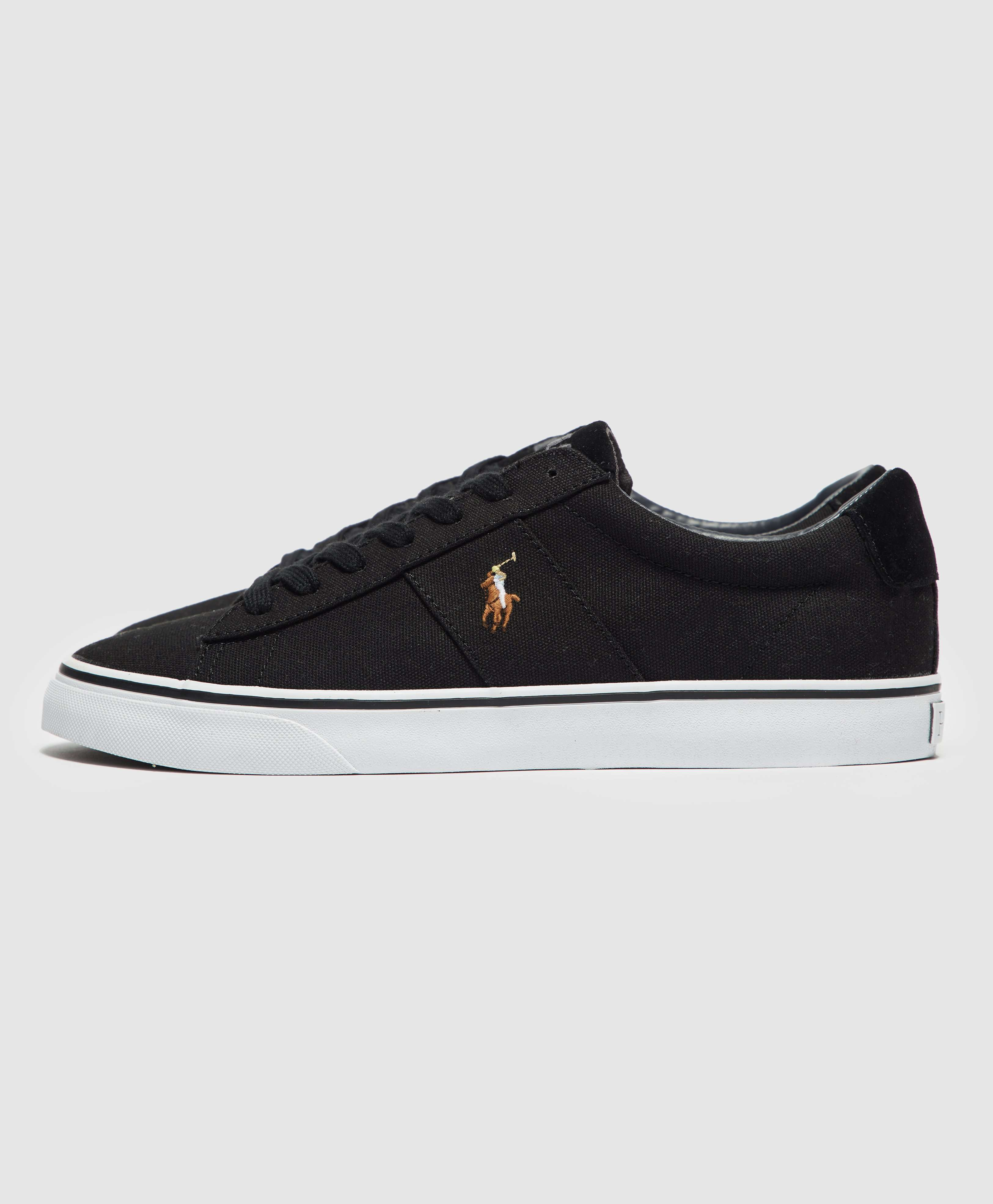Polo Ralph Lauren Sayer Canvas Trainers