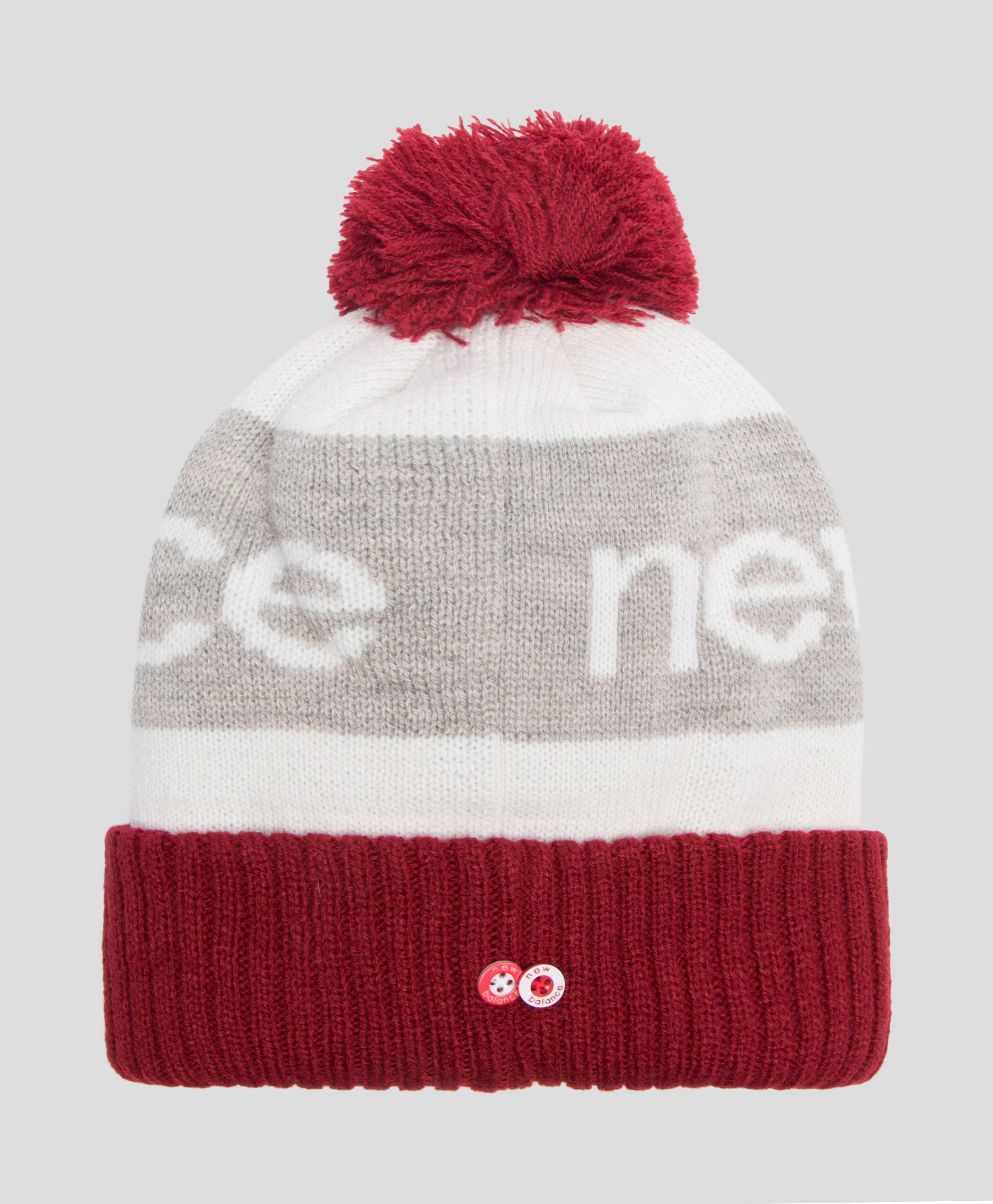 New Balance Piste Beanie Hat  c9e0da84372