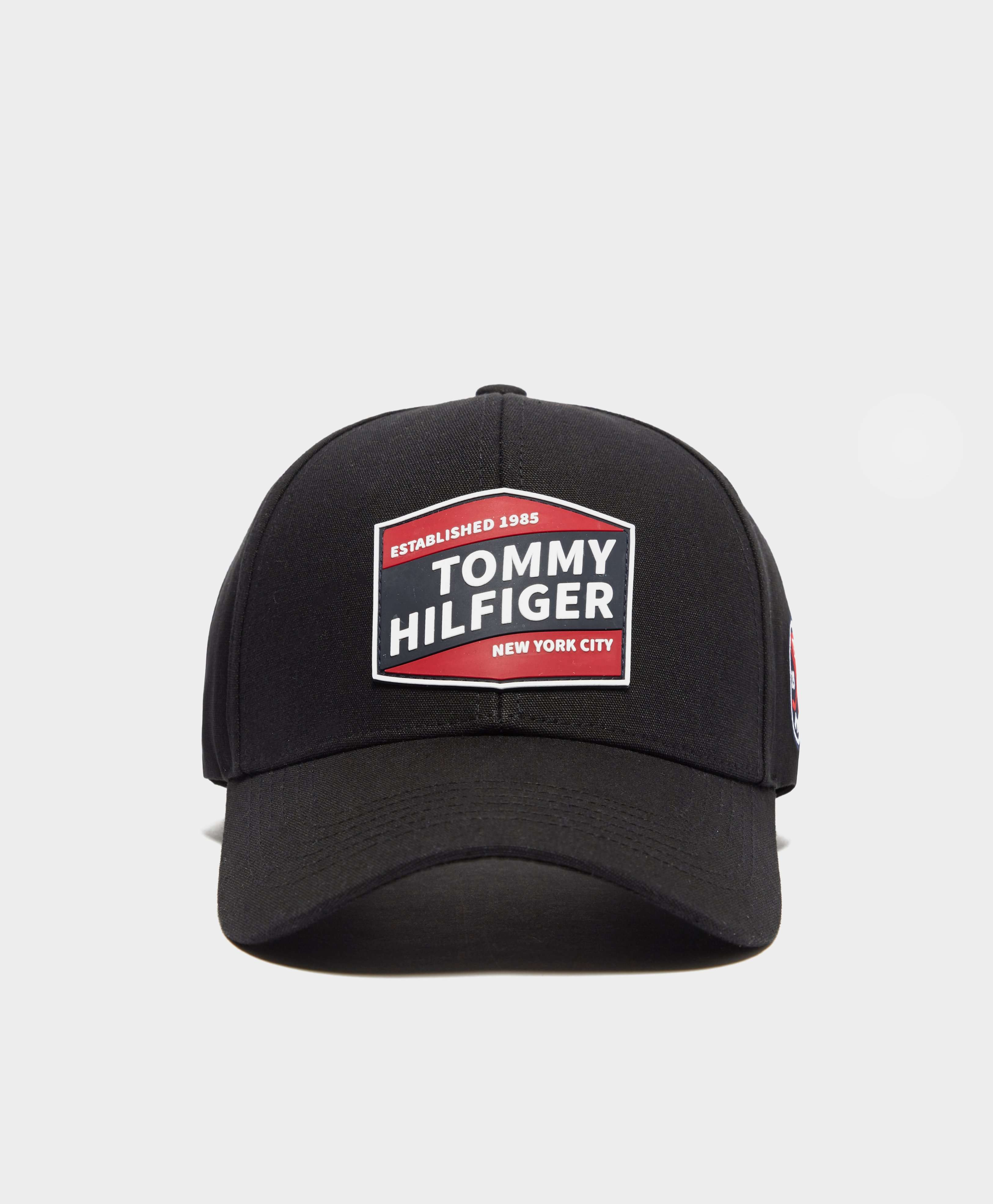 Tommy Hilfiger Patch Logo Cap