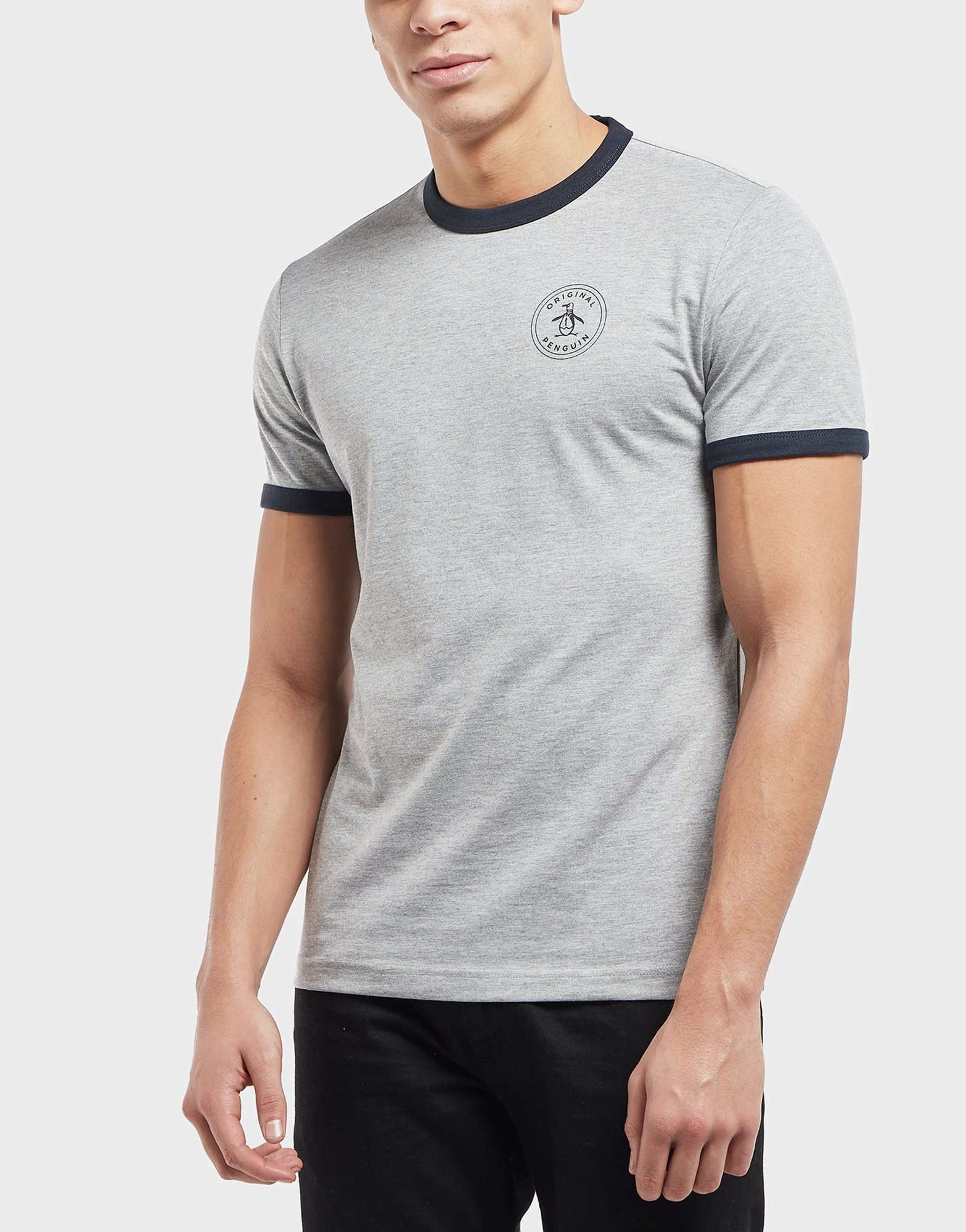 Original Penguin Short Sleeve Ringer T-Shirt