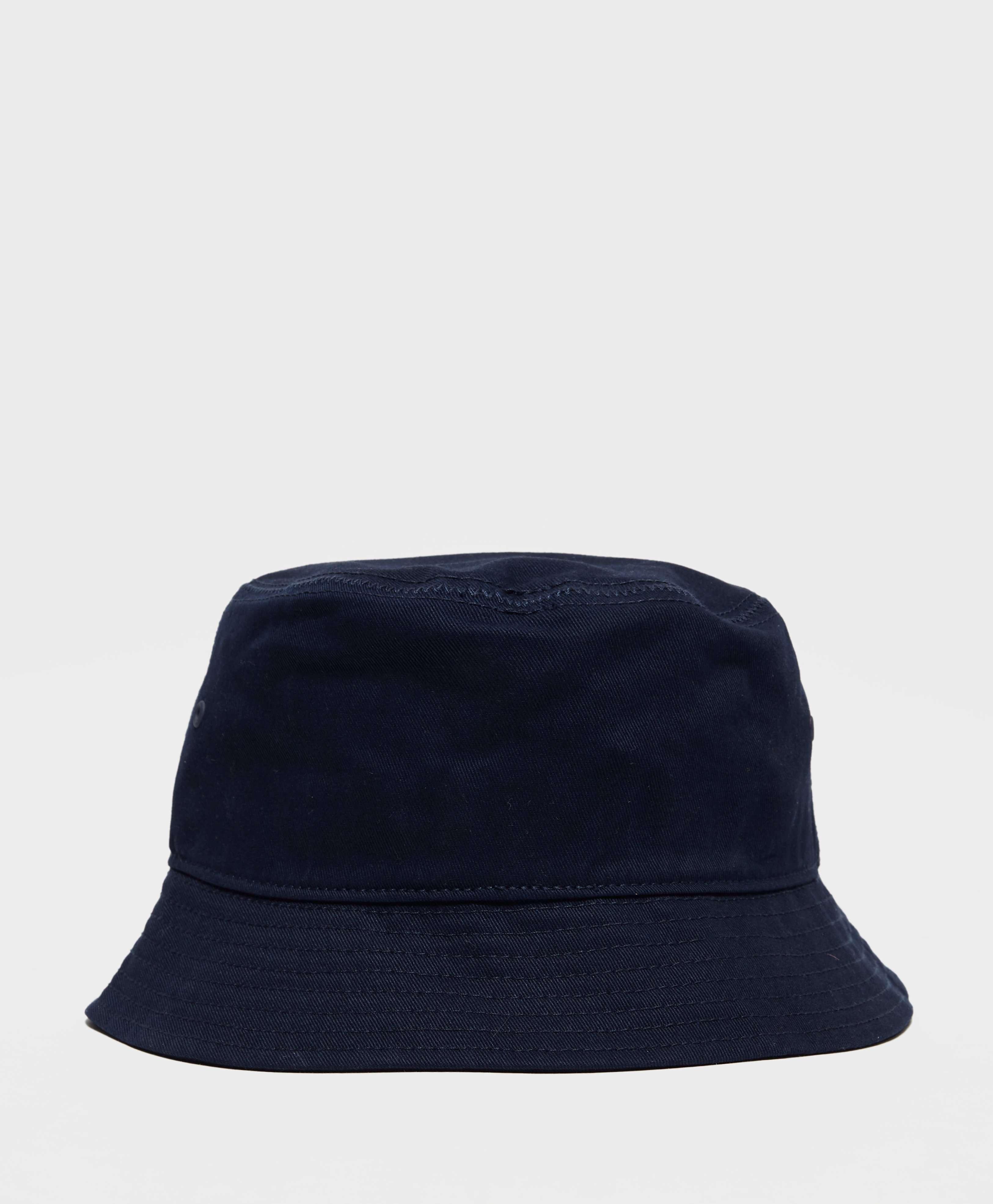 Lacoste Logo Bucket Hat