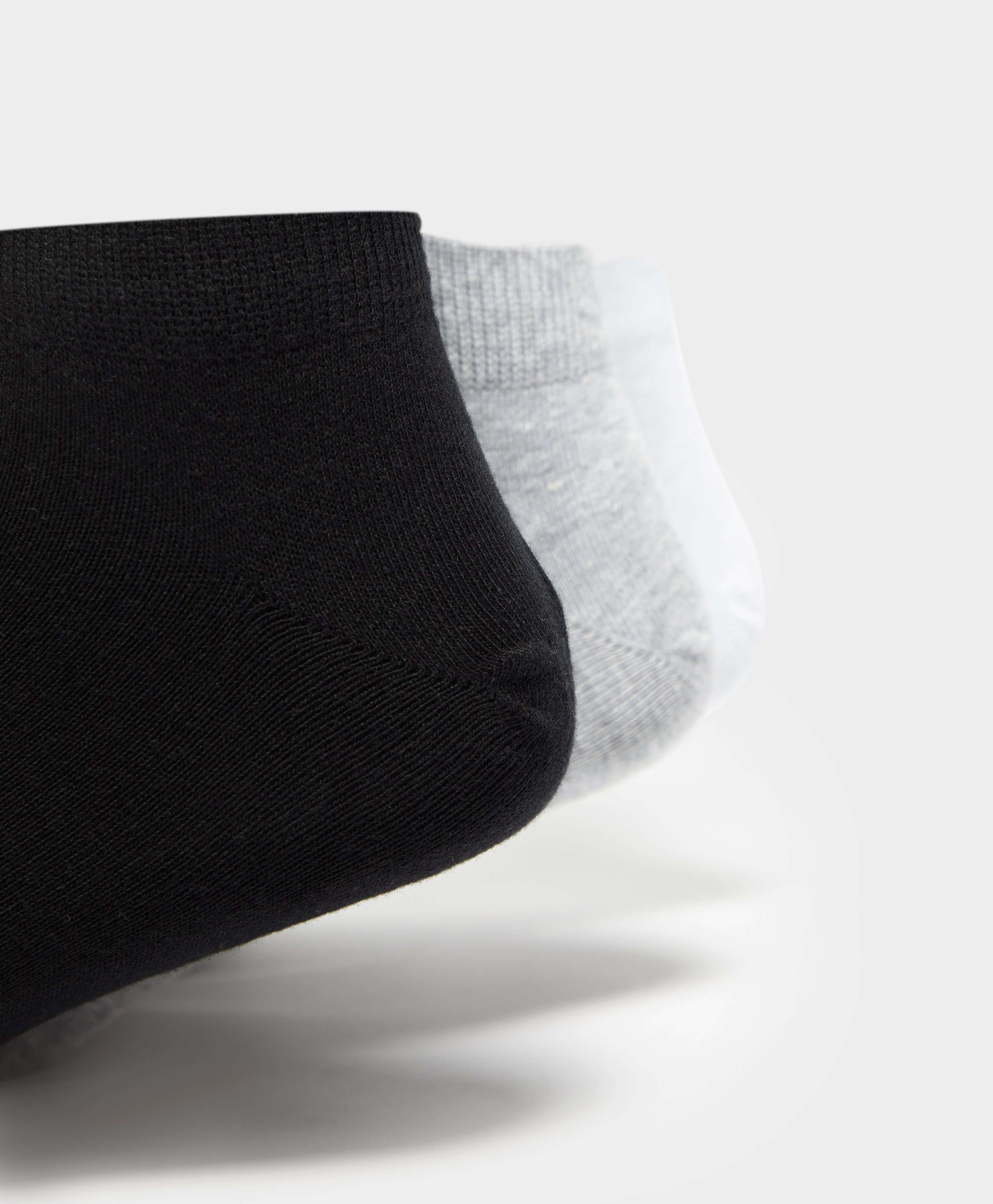 Lacoste 3-Pack Ankle Socks