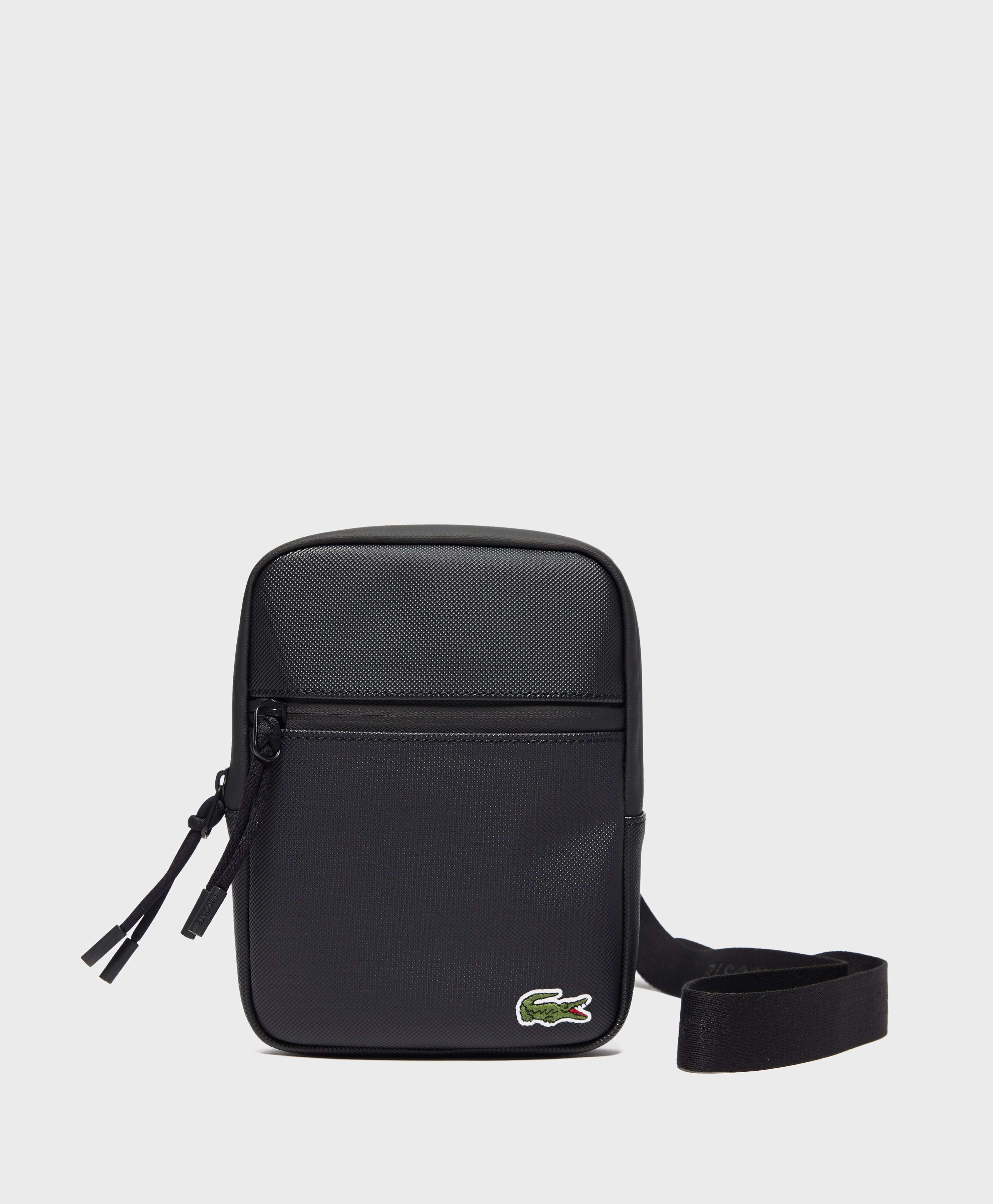 Lacoste Tape Small Item Bag