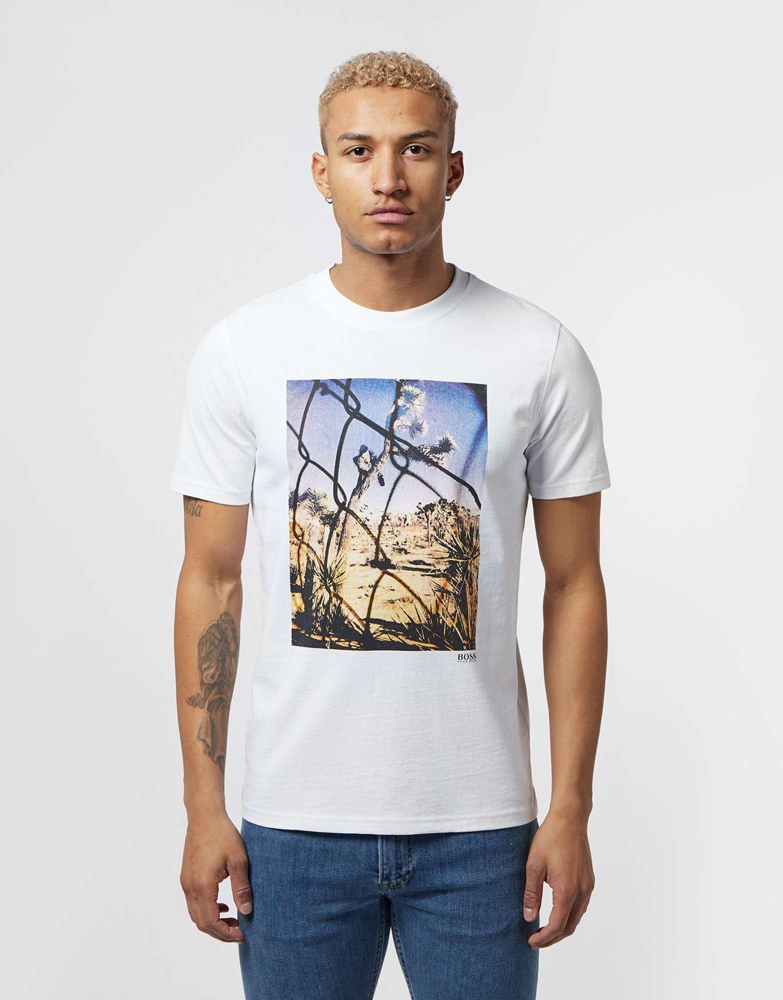 BOSS Teear1 Short Sleeve T-Shirt