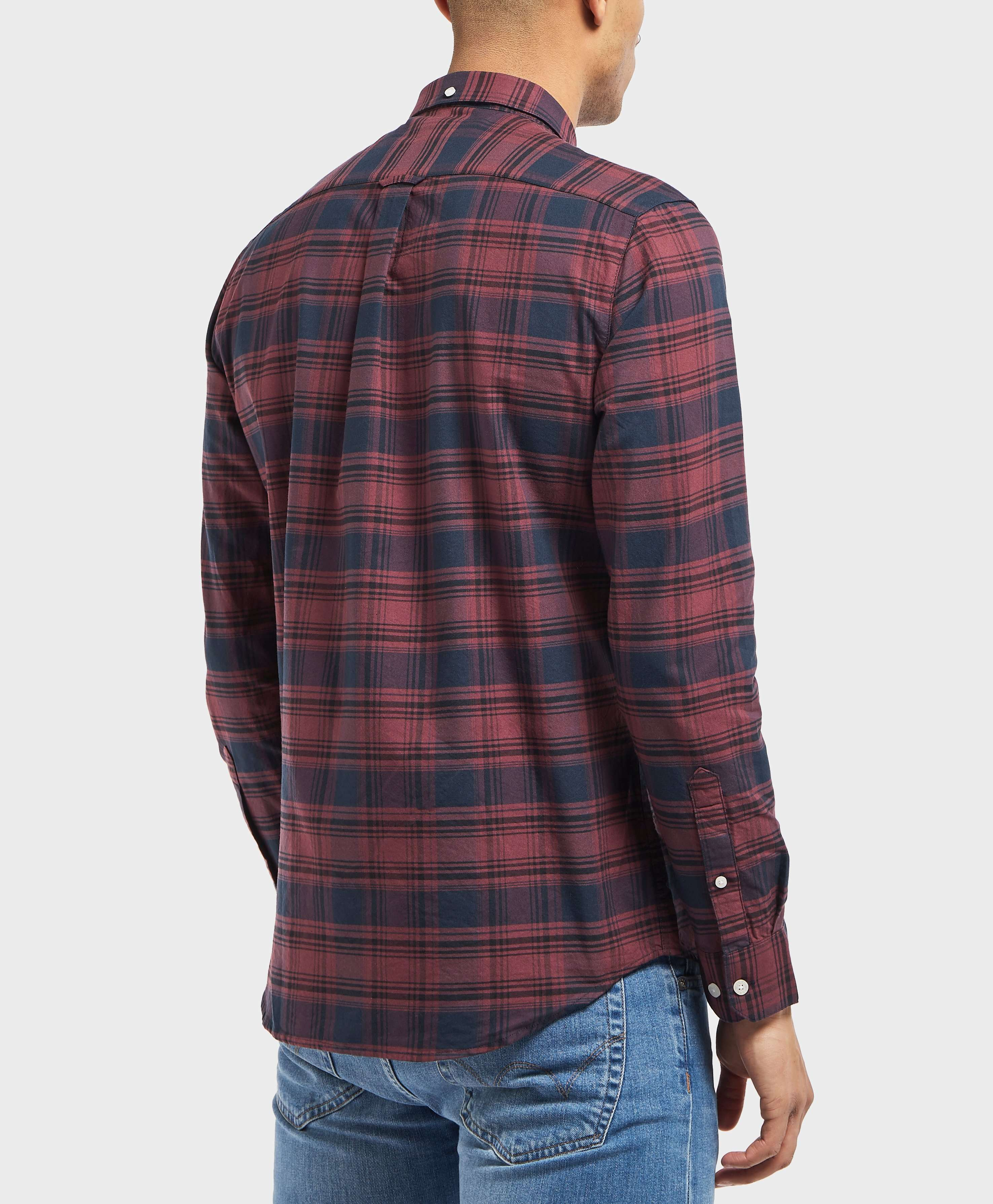 Farah Check Long Sleeve Shirt