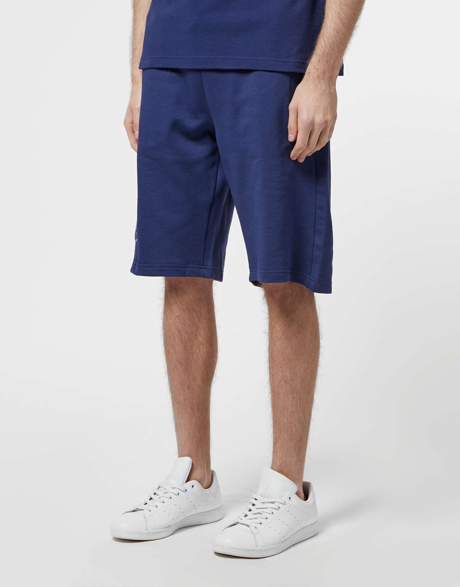 Versace Jeans Logo Fleece Shorts