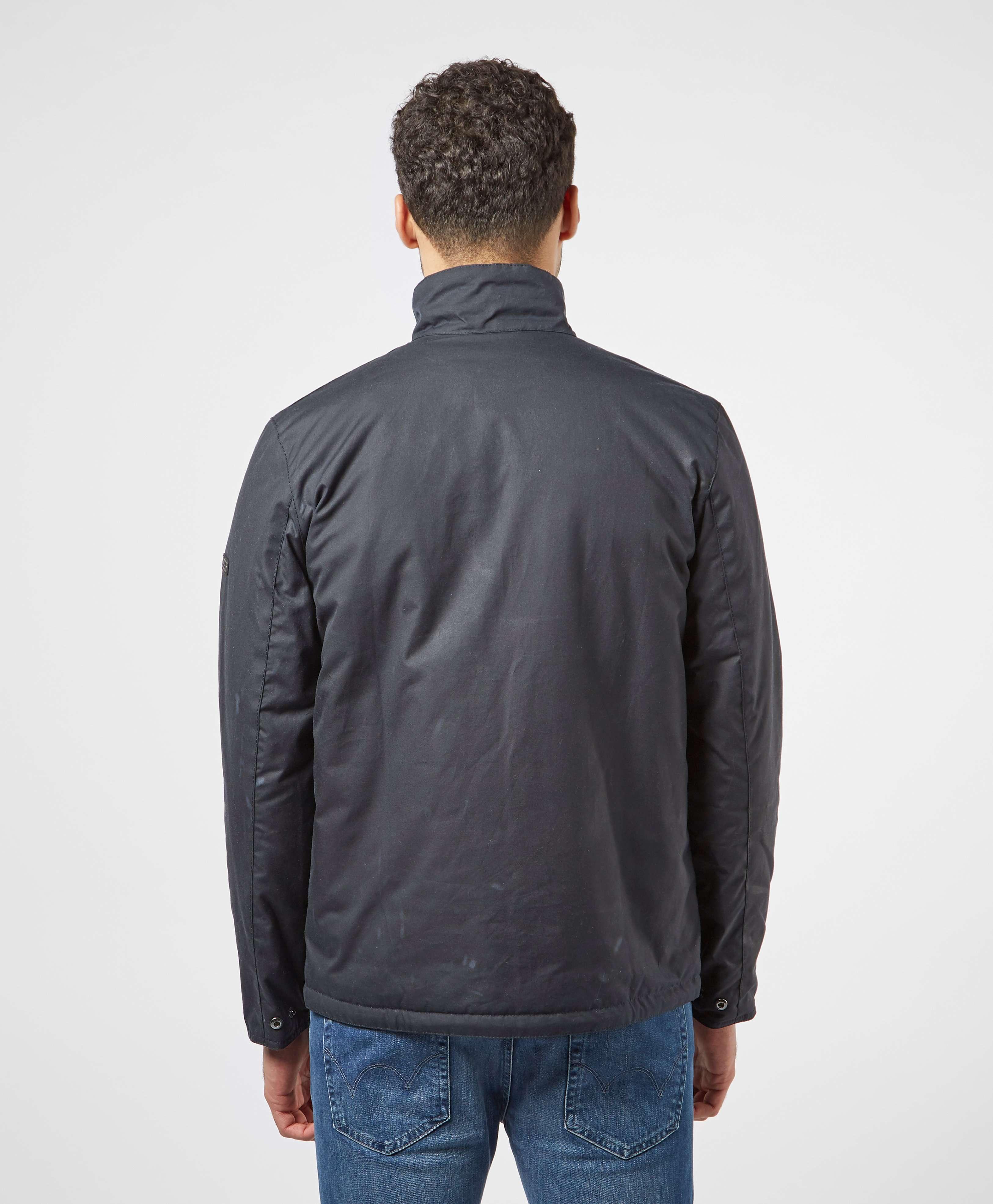 Barbour International Peak Wax Jacket
