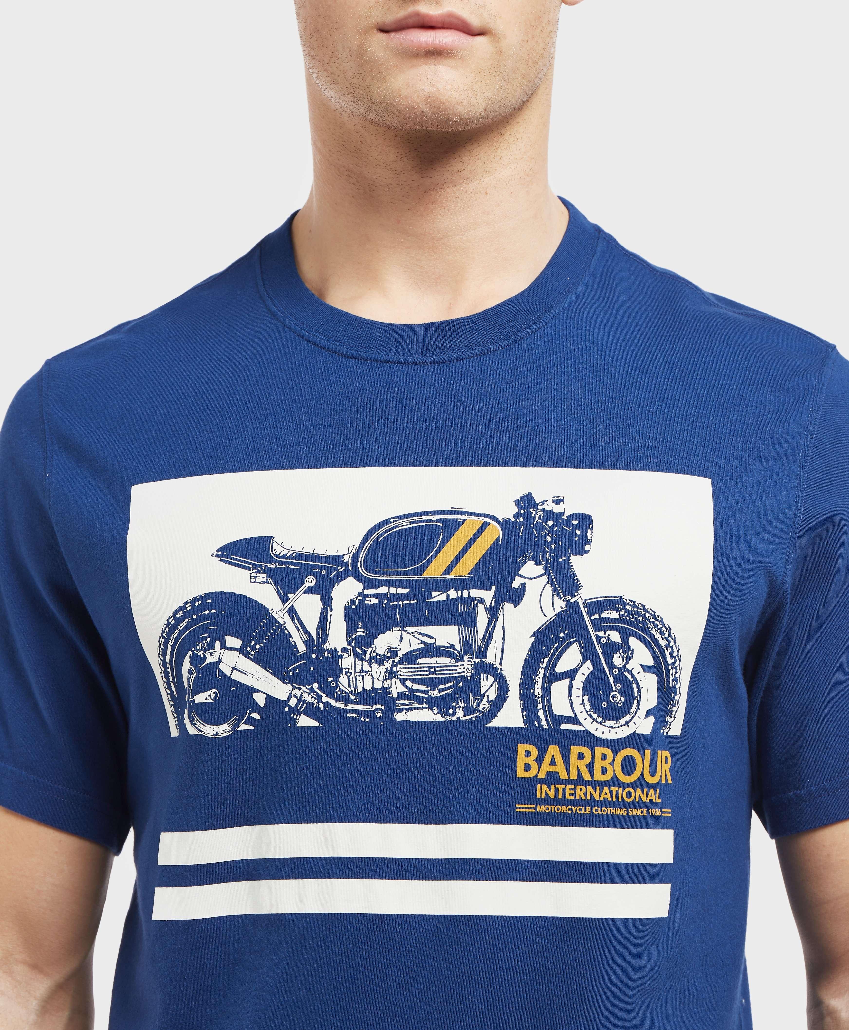 Barbour International Regulator Short Sleeve T-Shirt