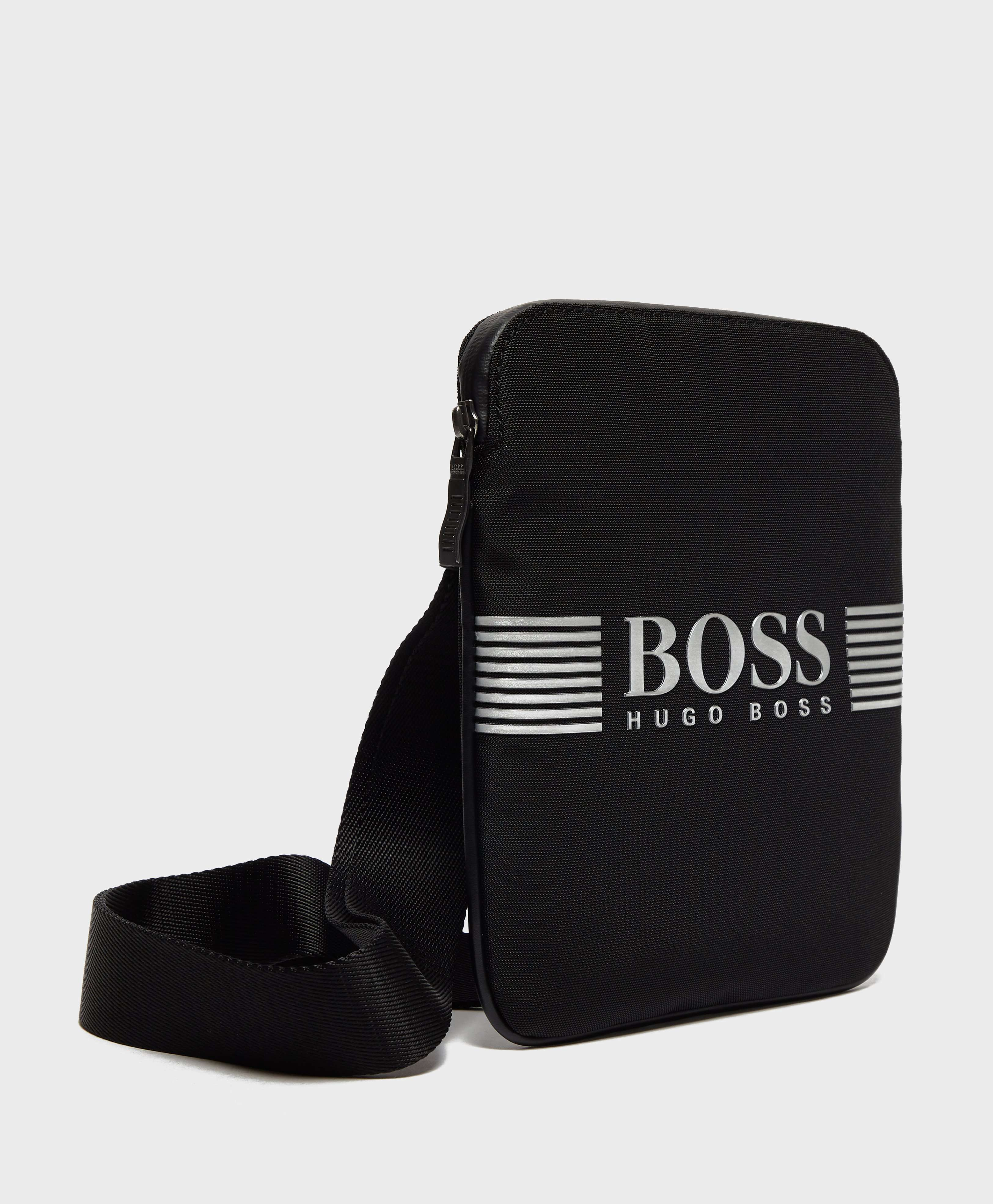 BOSS Pixel Small Item Pouch Bag