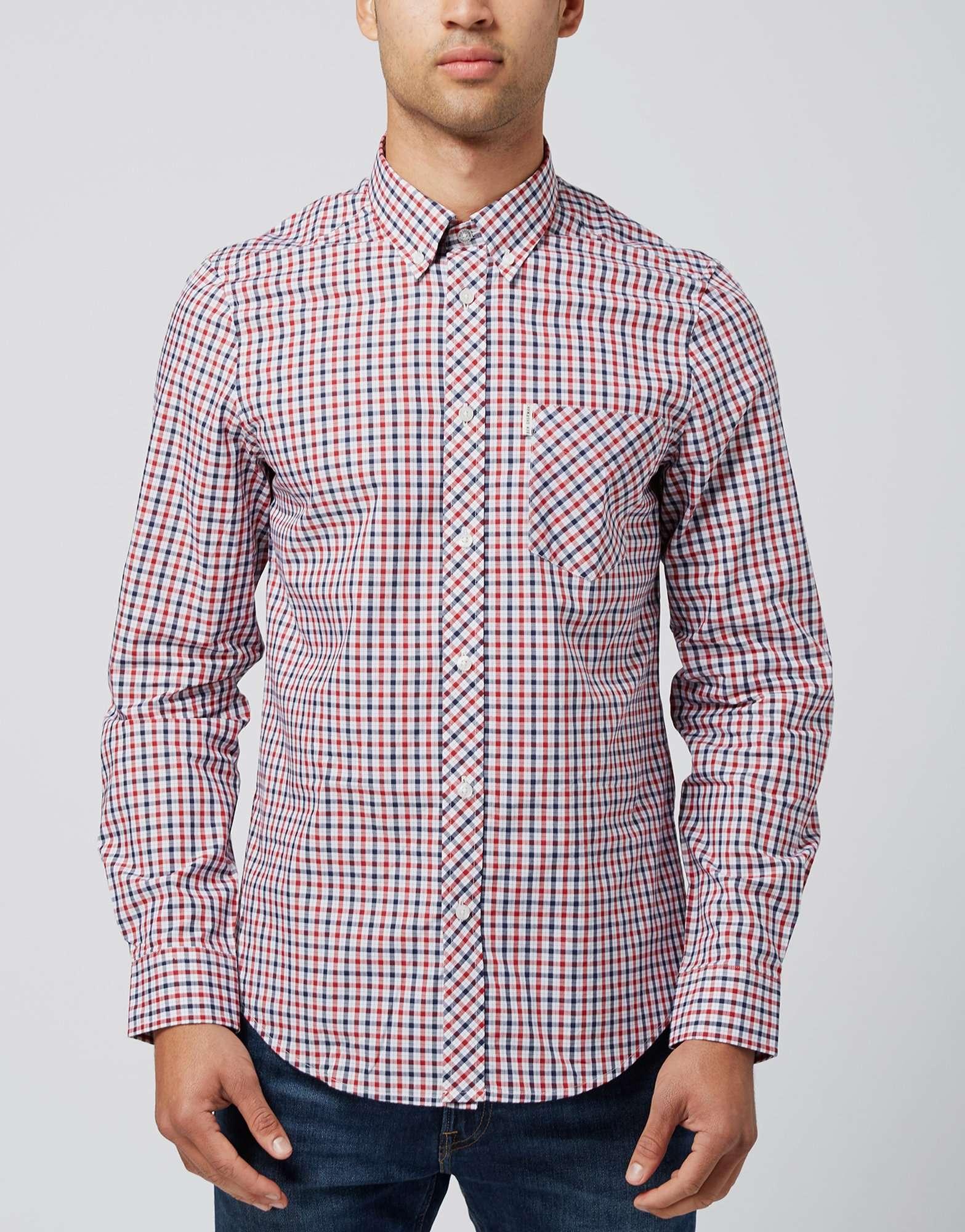 Ben sherman shirts size guide | anlis.