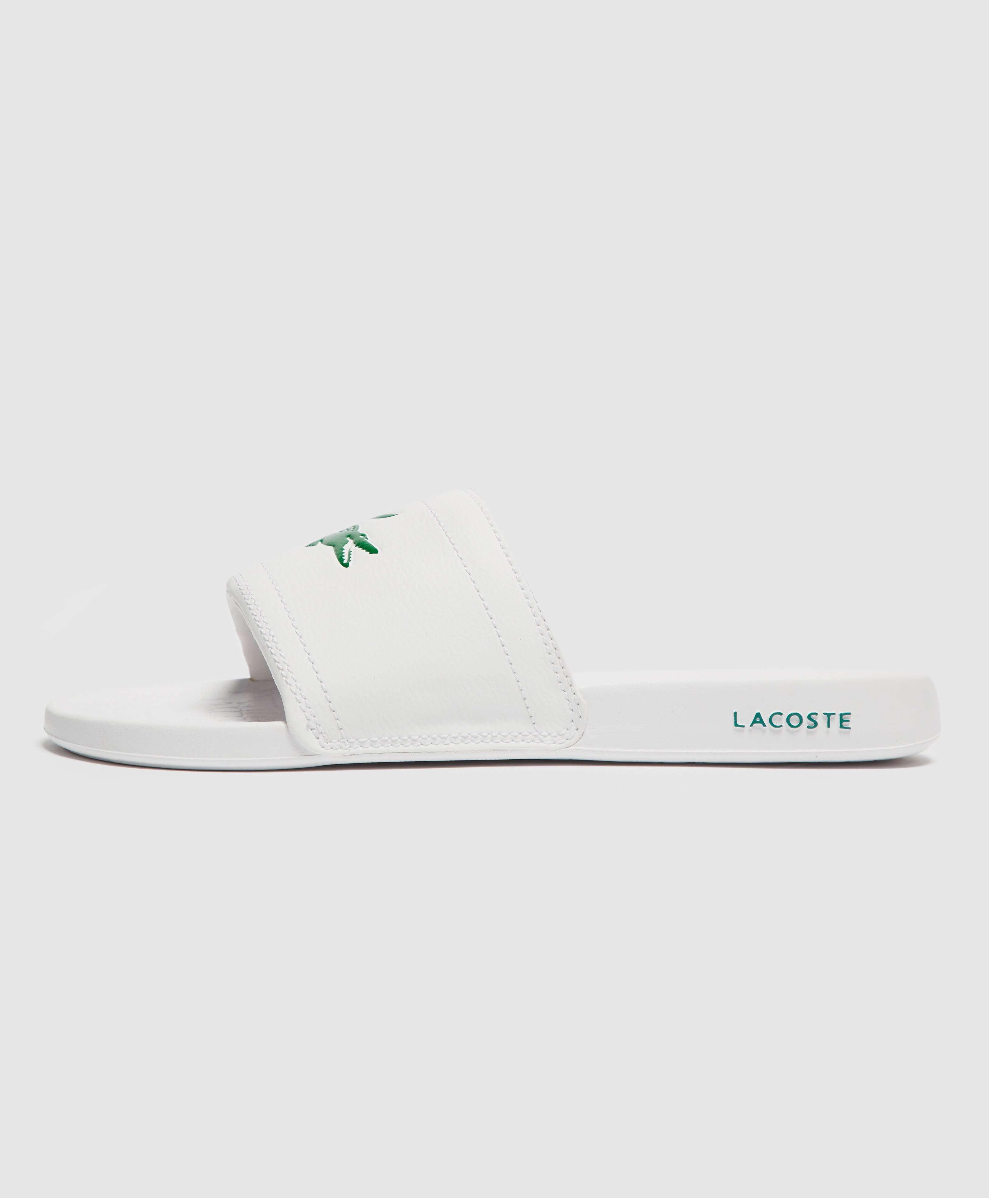 33579990690f3 Lacoste Frasier Slides