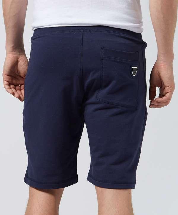 Antony Morato Silver Label - Fleece Shorts - Navy