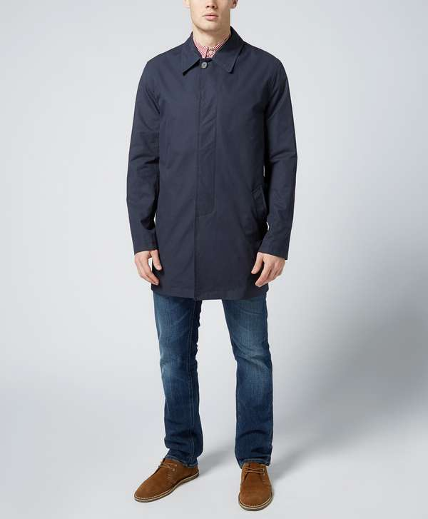 Gloverall Car Trench Coat | scotts Menswear