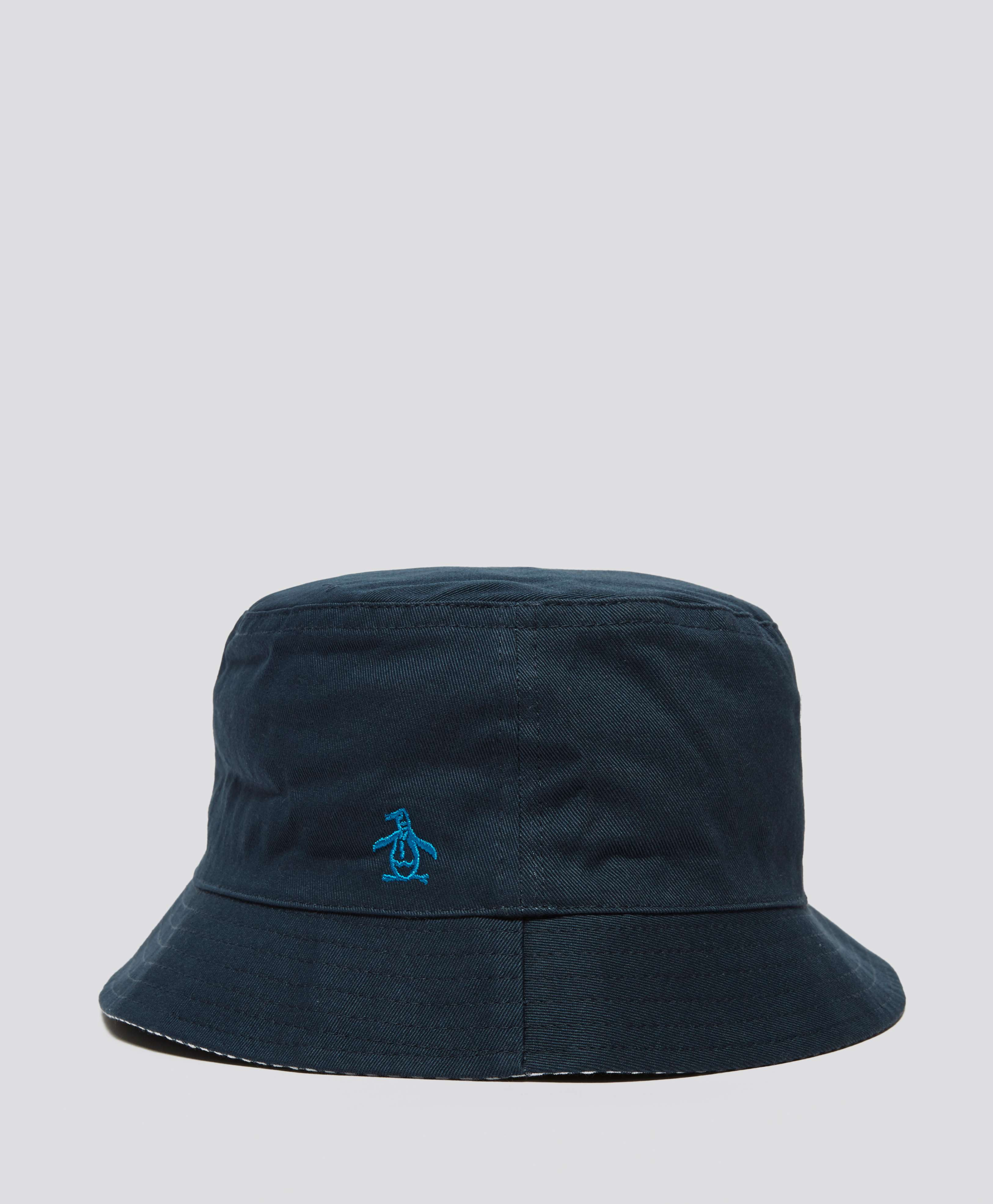 Original Penguin Reversible Bucket Hat  5b18dd010b6