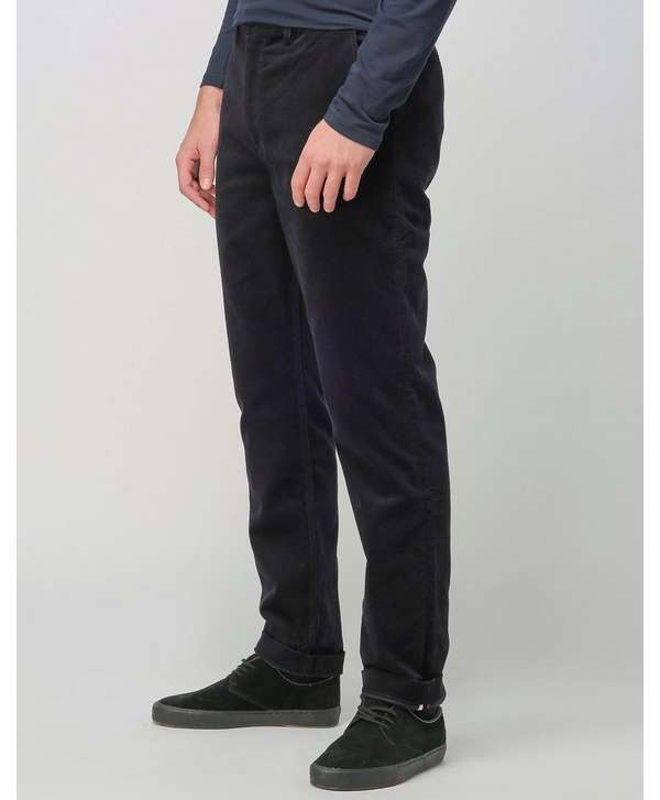 Fred Perry Classic Cord Trousers - Navy