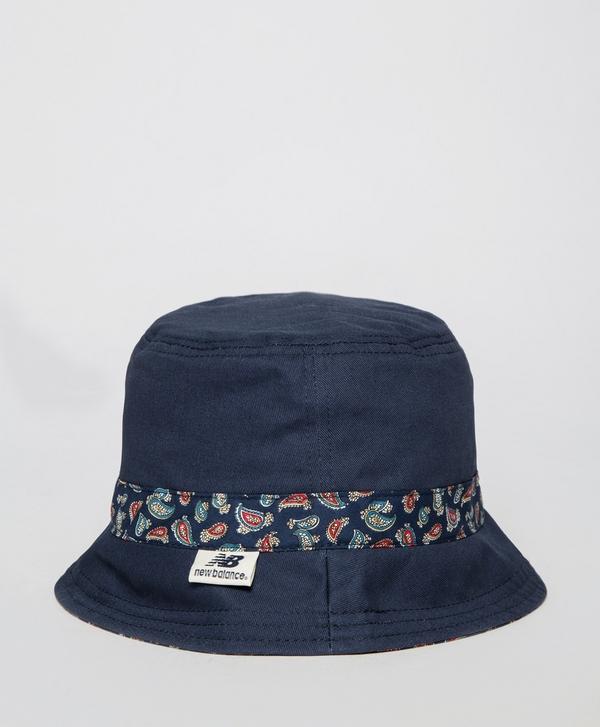 New Balance Reversible Paisley Bucket Hat  0b105f51566