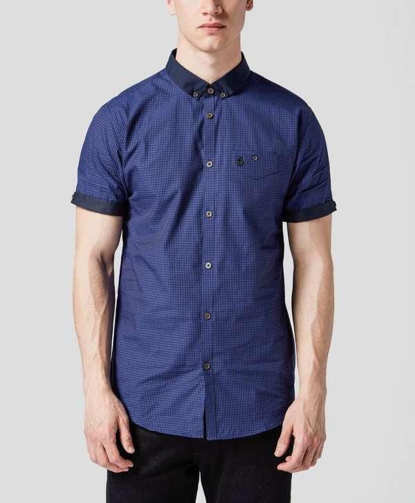 Luke 1977 Gingham Short Sleeve Shirt