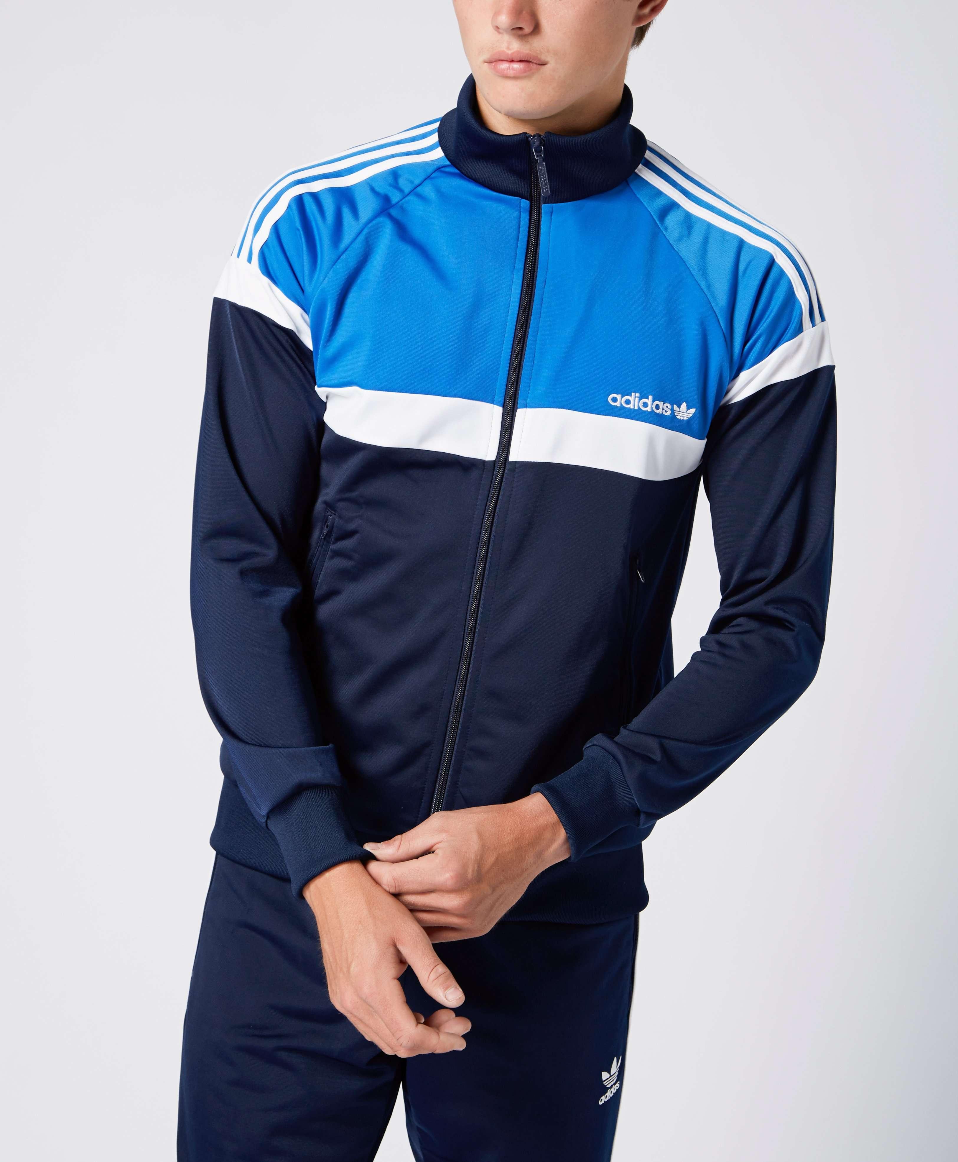 Adidas Originals Itasca Track Top Scotts Menswear