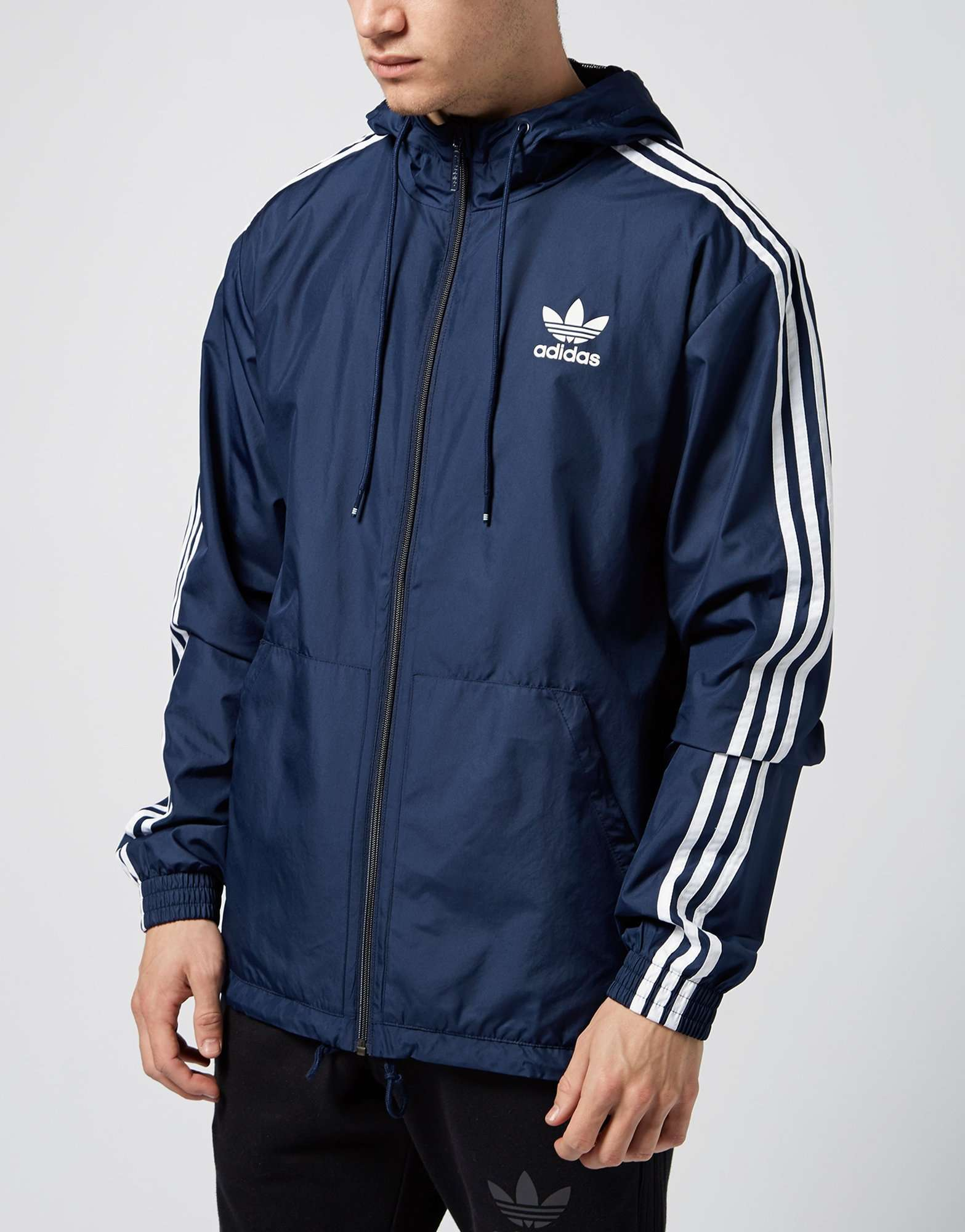 adidas originals itasca jacket scotts menswear. Black Bedroom Furniture Sets. Home Design Ideas