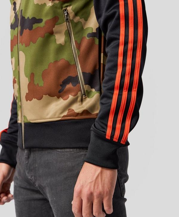 e380c0a28f9a adidas Originals Camo Stripe Track Top