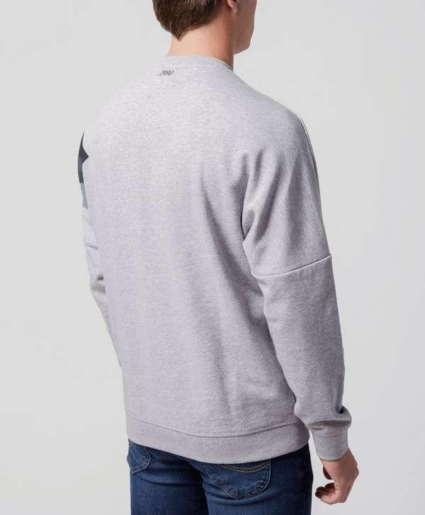 02564d9b1693 adidas Originals Beckenbauer Crew Sweatshirt   scotts Menswear