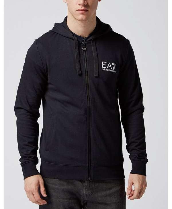 EA7 Core ID Full Zip Fleece Hooded Top CP1045