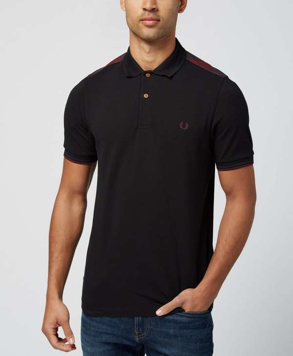 Fred Perry Lindsey Tartan Polo Shirt