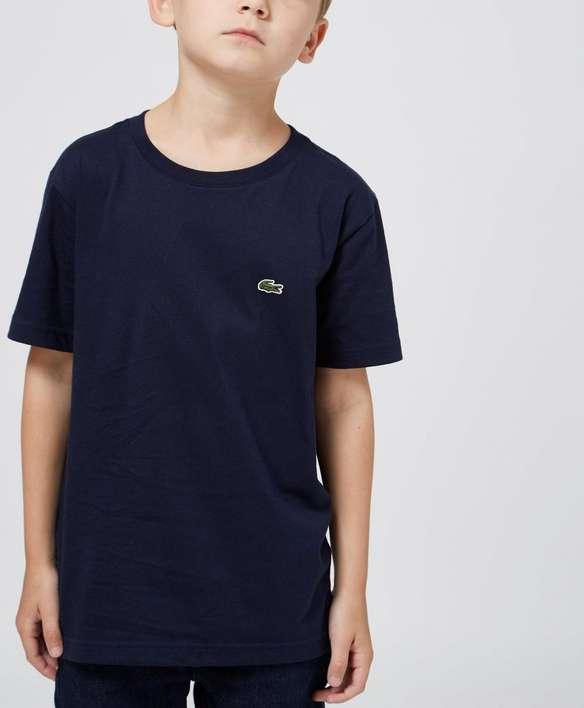 Lacoste Juniors' Classic Crew T-Shirt