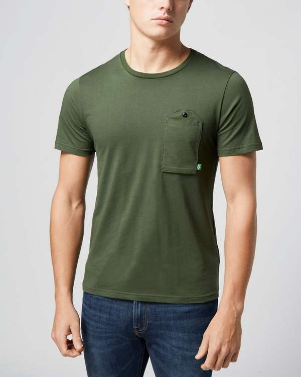 MA STRUM Pocket T-Shirt