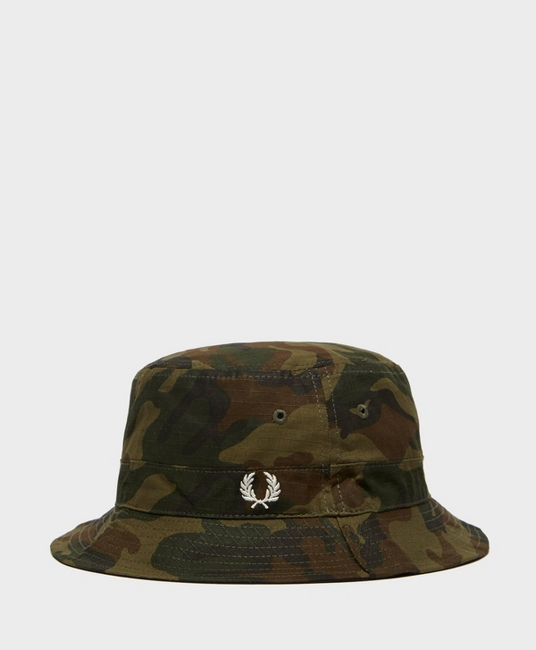 da8d92a0d39 Fred Perry Reversible Bucket Hat