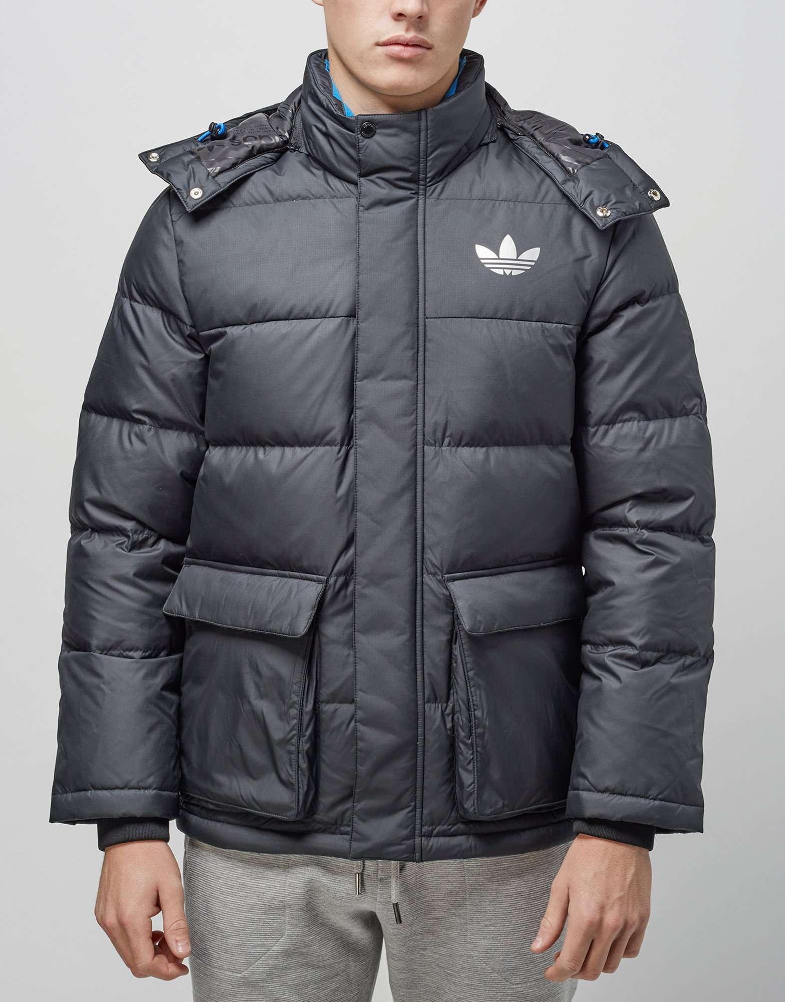 Adidas praez Originals chaqueta con capucha praez Adidas Scotts hombre wear 2e79dd