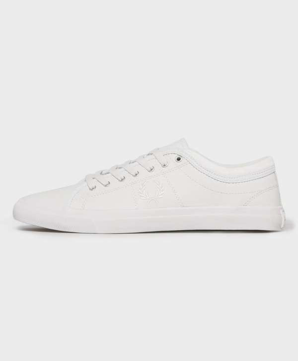 Fred Perry Kendrick Lea - White