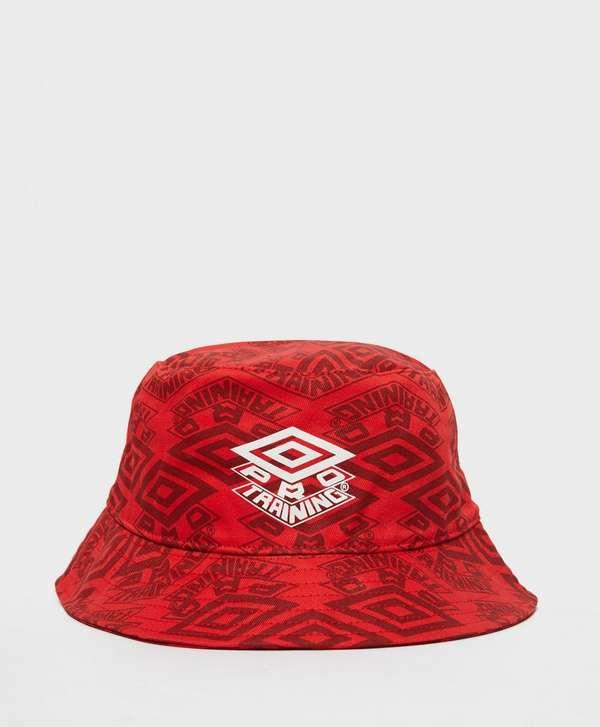 5fe24efebf3 Umbro Cruser All Over Print Bucket Hat